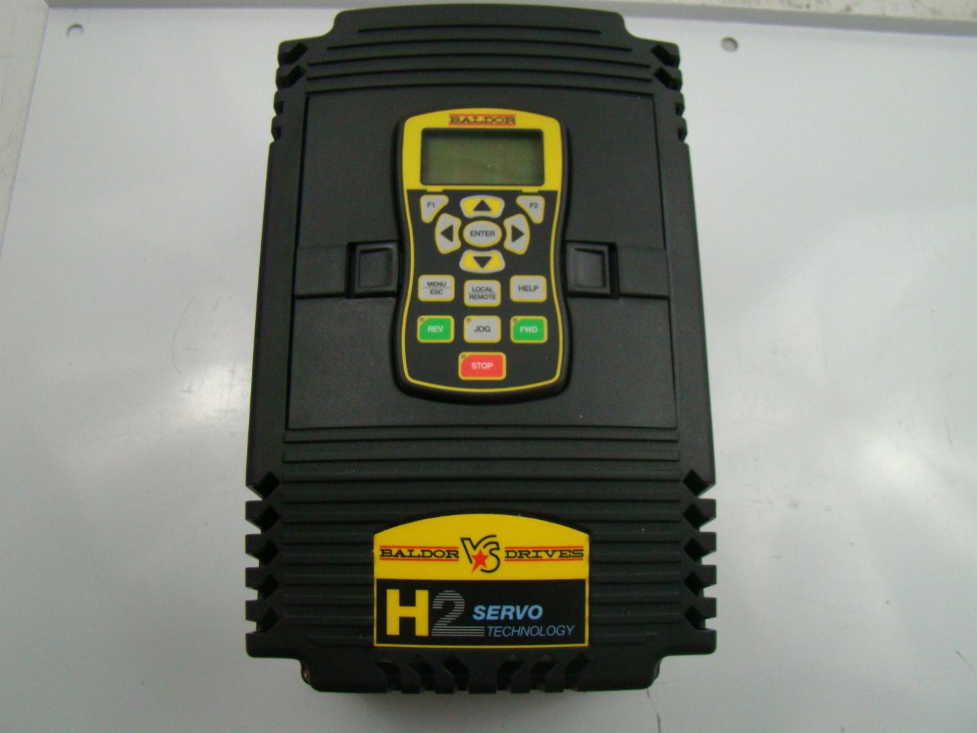 Baldor Drives 240VAC AC Servo Control VS1SD2A4 1B eBay #BE930D