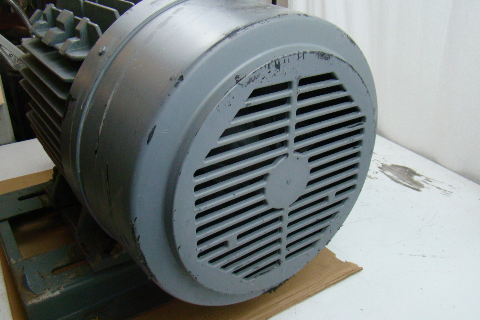 Siemens 60 hp electric motor 3 phase 1775 rpm 230 460v rgzp for 60 hp electric motor