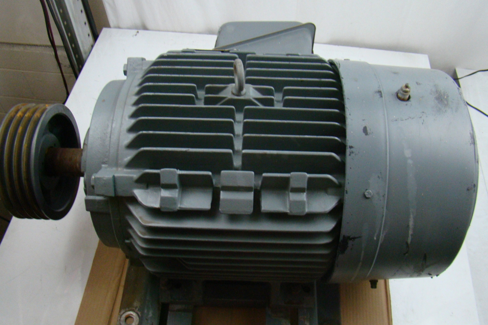 siemens 60 hp electric motor 3 phase 1775 rpm 230 460v rgzp