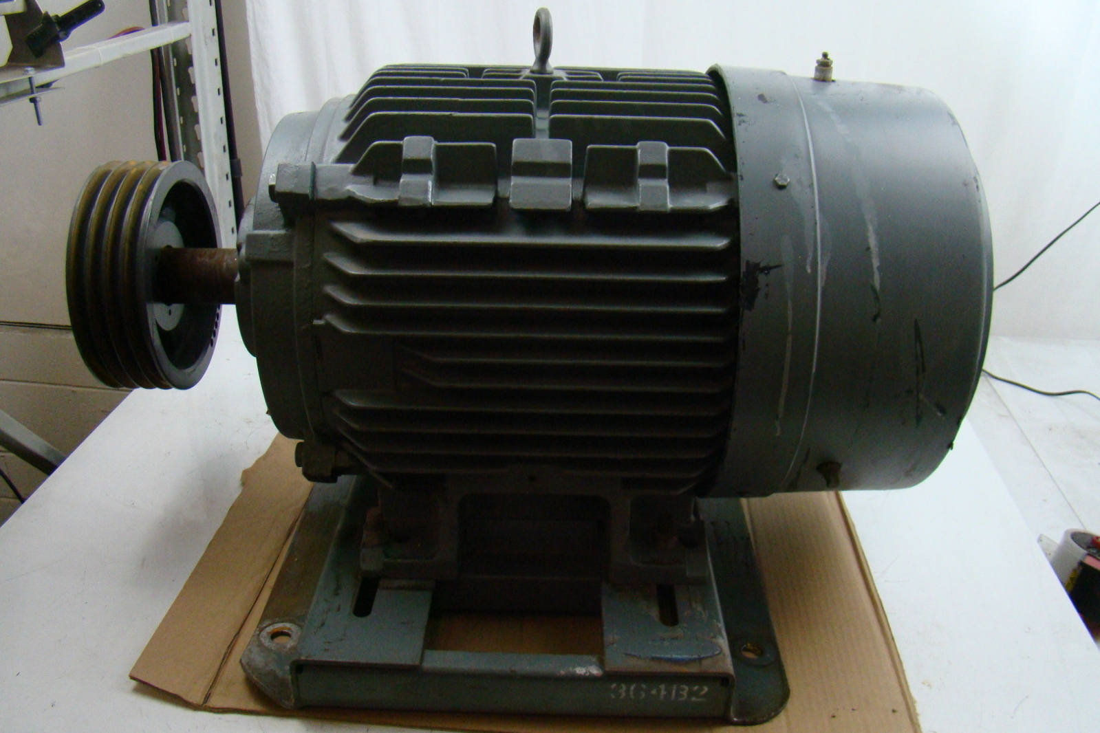 siemens 60 hp electric motor 3 phase 1775 rpm 230 460v