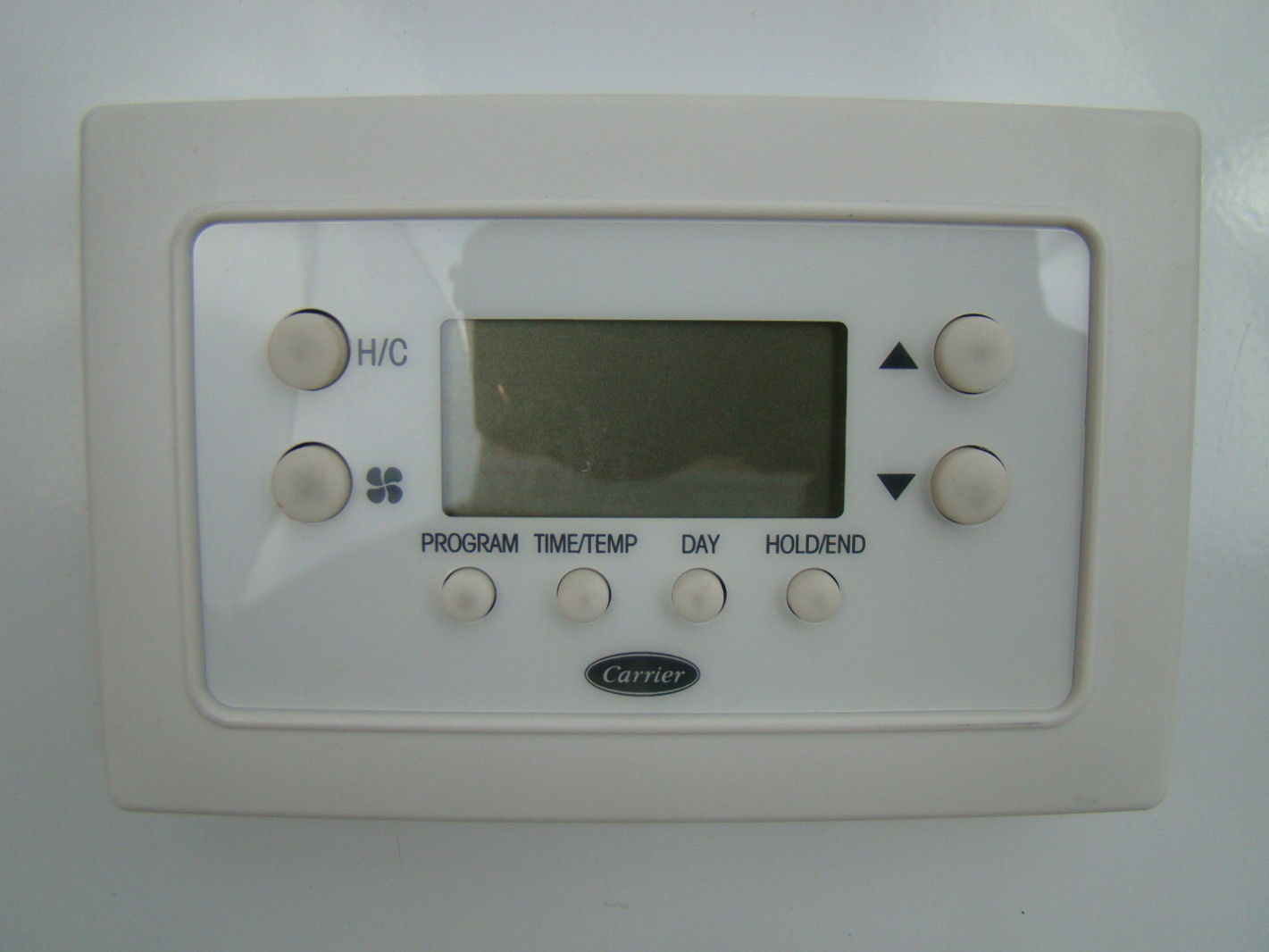 Carrier Digital Thermostat : Carrier programmable thermostat tb paco