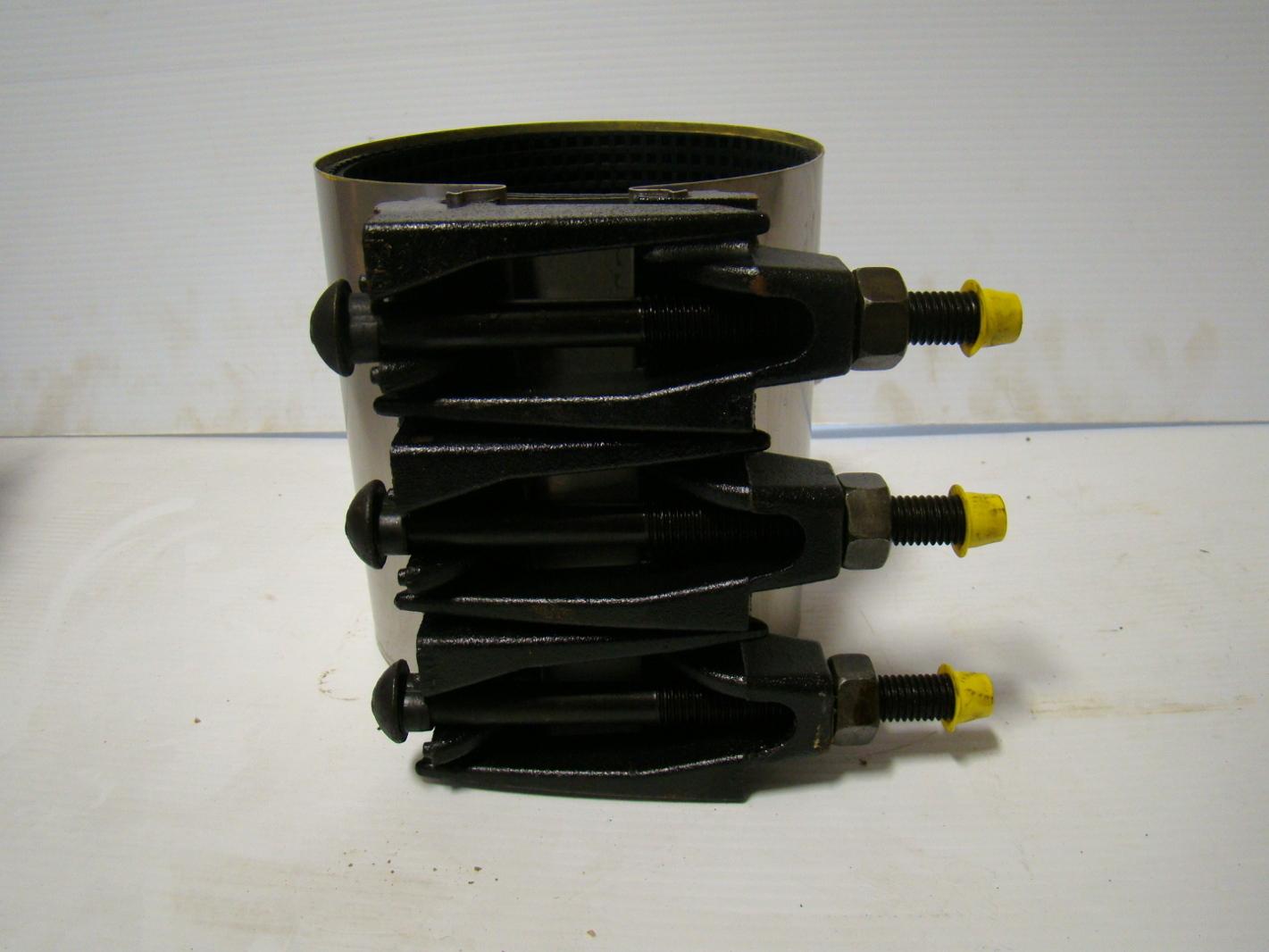 Romac cl cast lug pipe repair clamp ebay