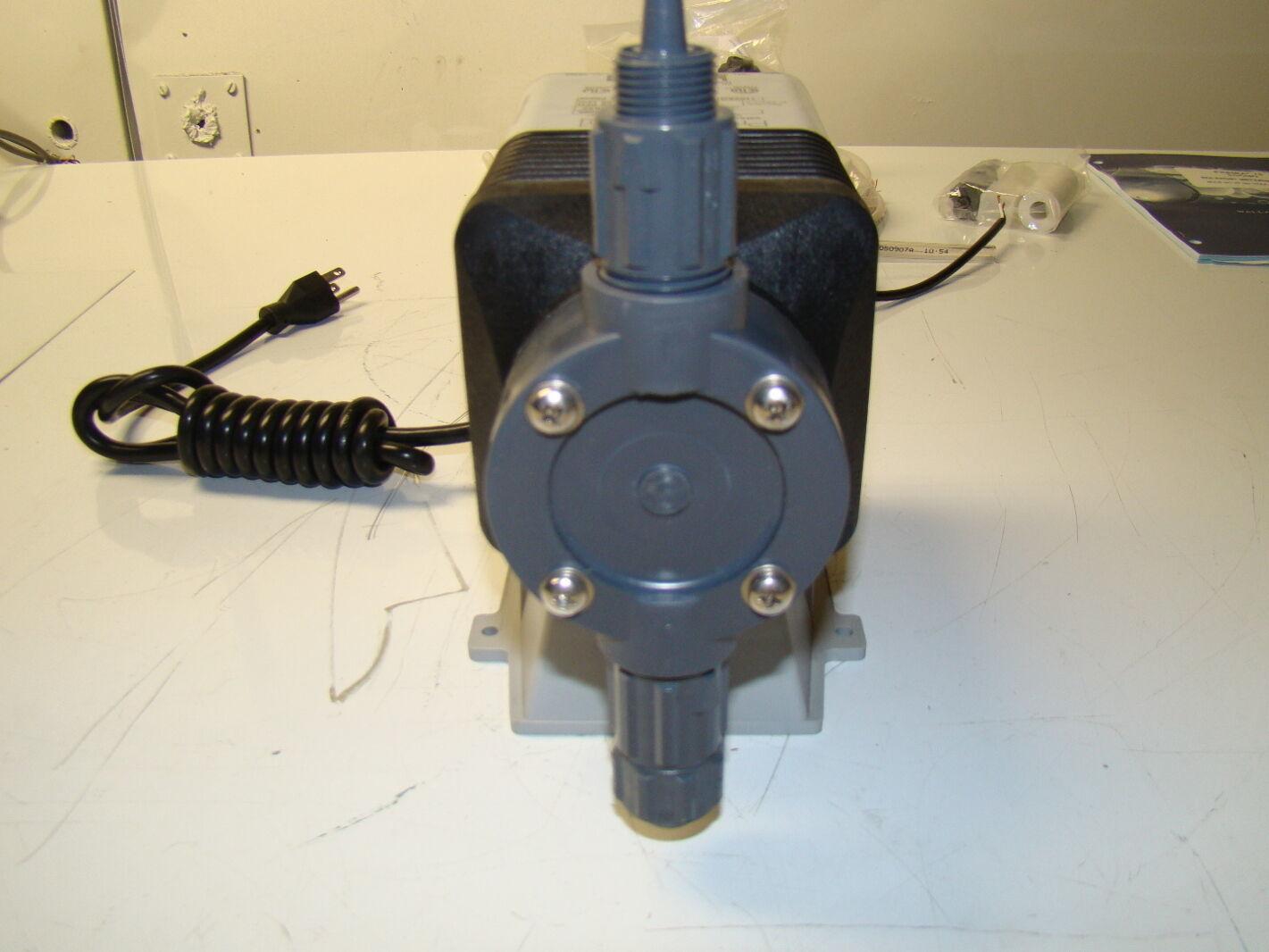Premia 75 Solenoid Metering Pump P75ECL2EAVHC1A6X | Joseph Fazzio, Incorporated