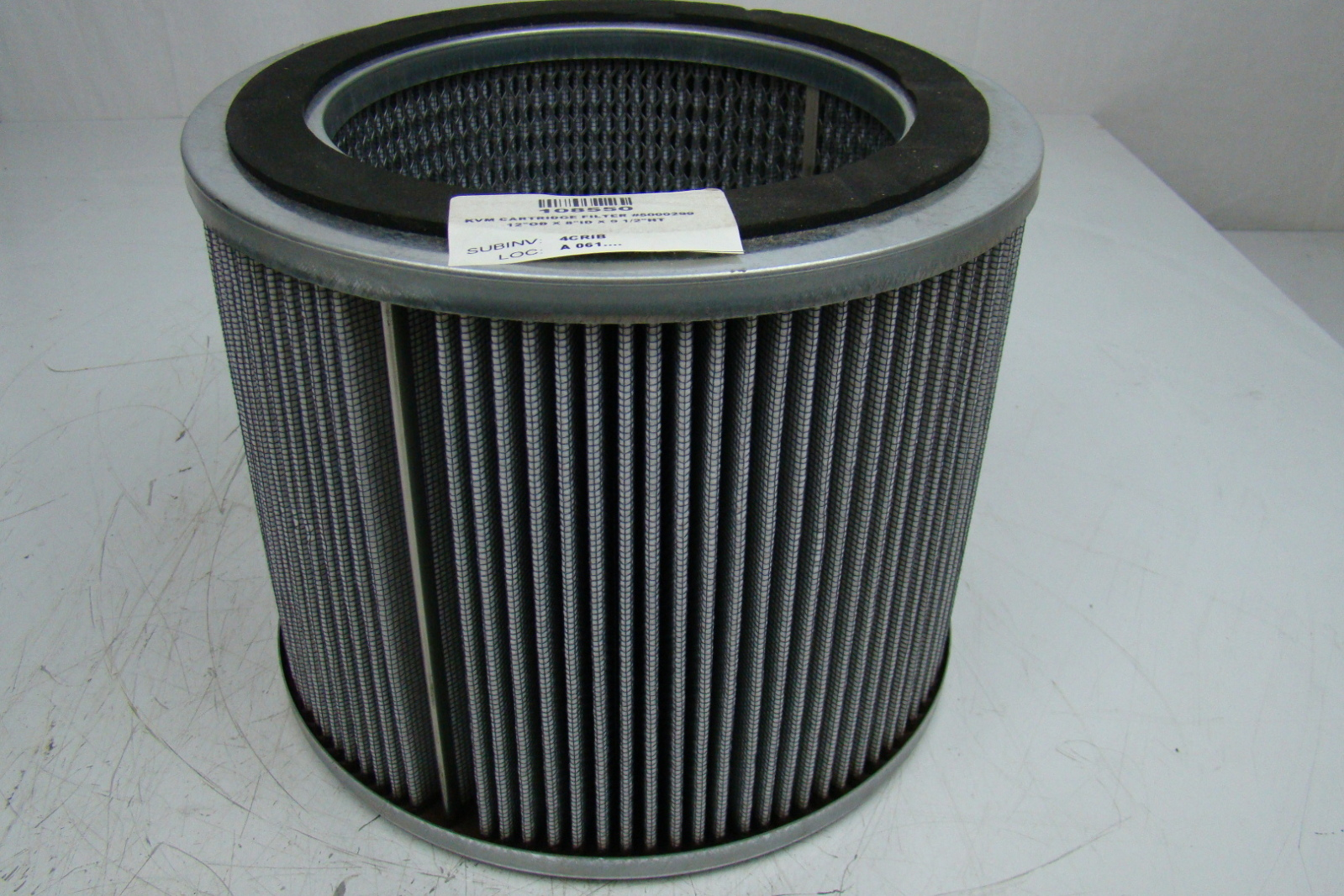 KVM Cartridge Filter 12