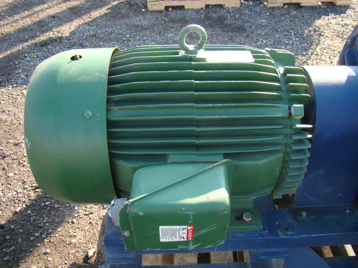Details about Spencer Turbine 75HP Centrifugal Blower S24310D #284367