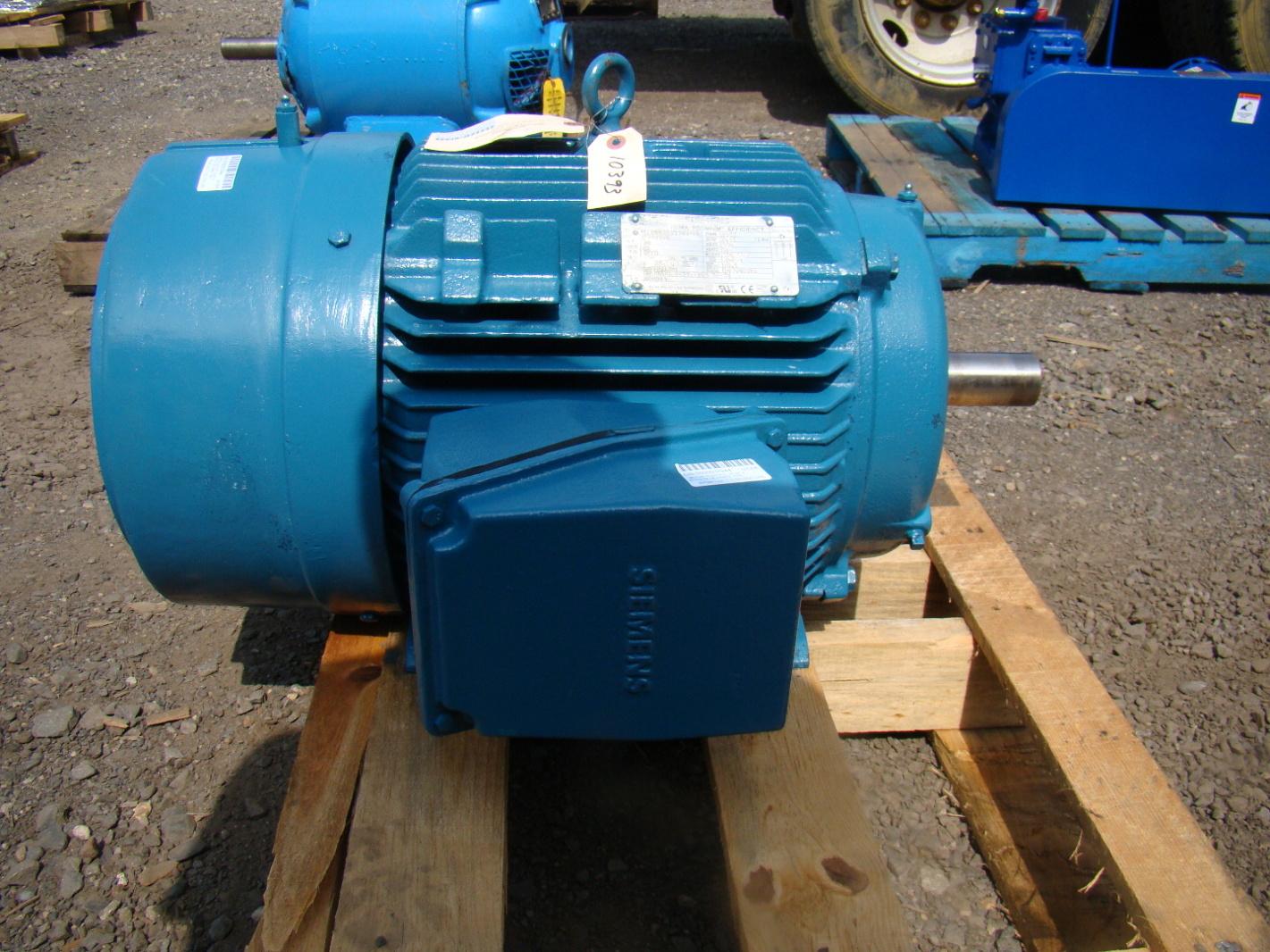 Electric Motor: Siemens Electric Motor
