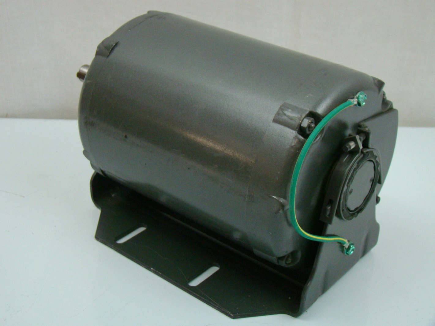 Baldor 1 4 hp 3ph electric motor 34k021 4880g1 for Baldor electric motor parts