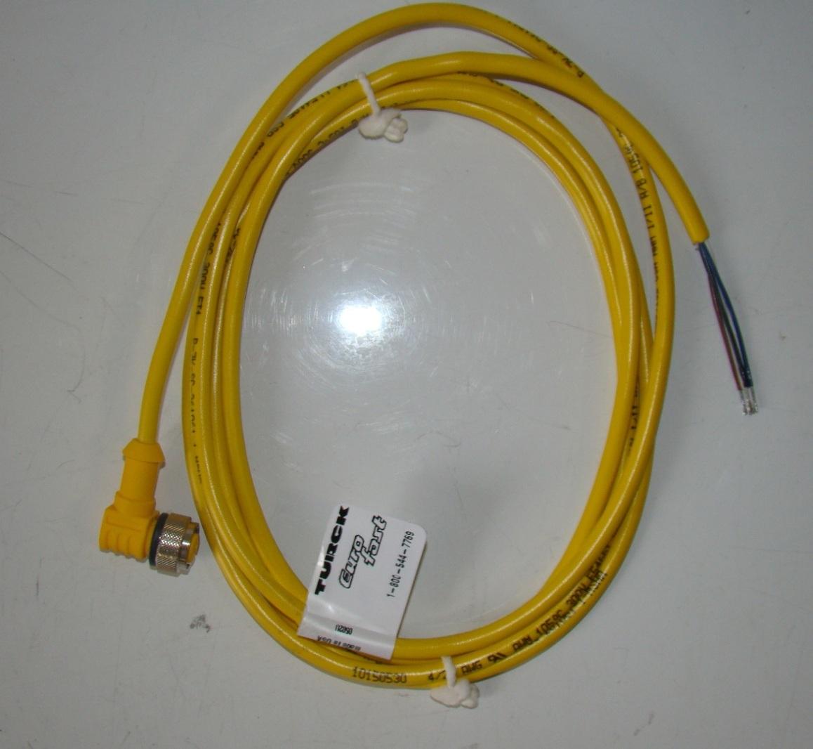 Turck Sensor Cables : Turck sensor cable u ebay