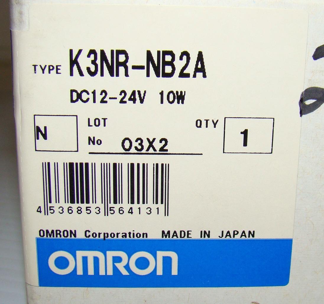 Omron Digital Panel Meter : Omron frequency rate digital panel meter k nr nb a