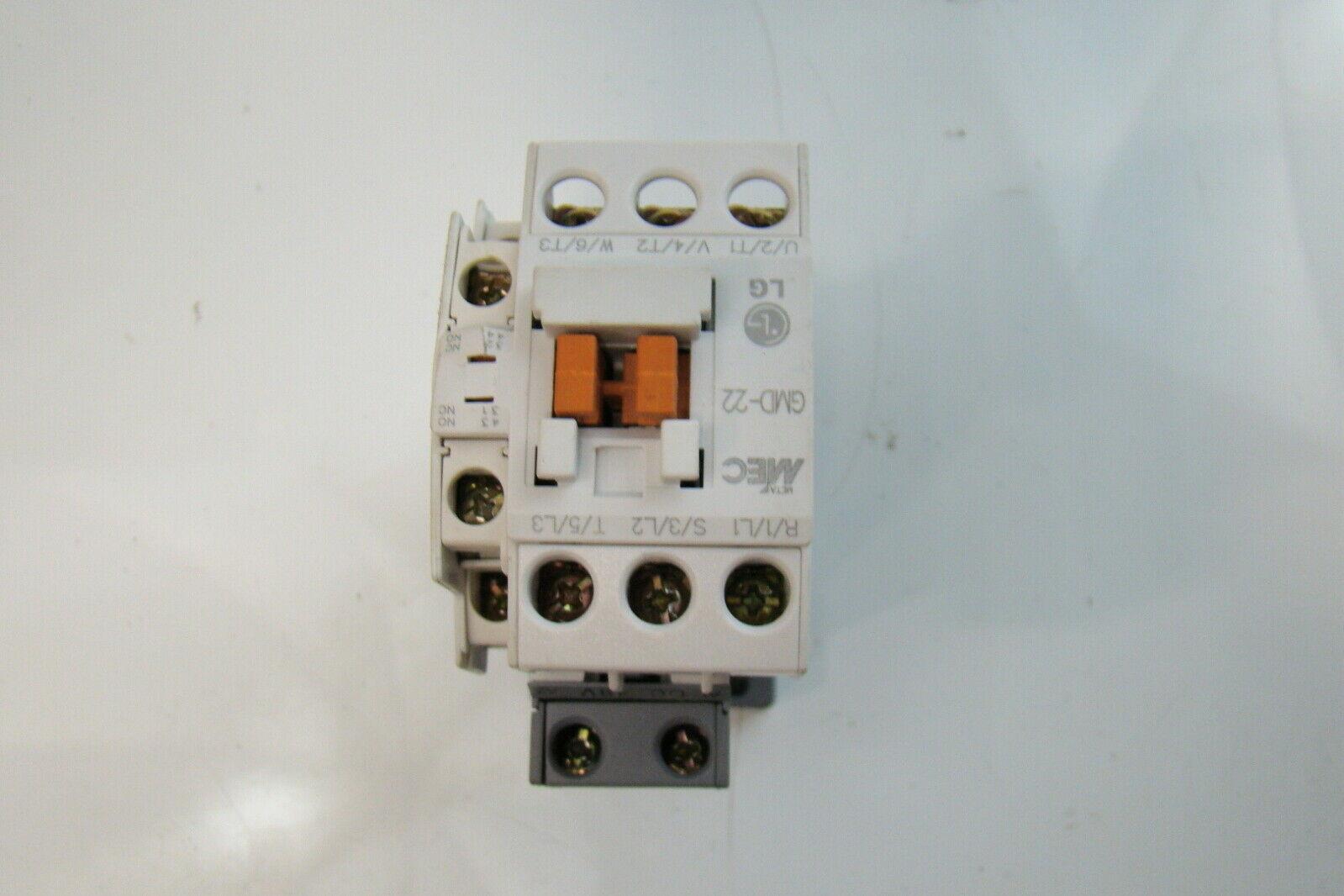 LG Meta MEC 240V Contactor GMC 22 eBay #AB5620