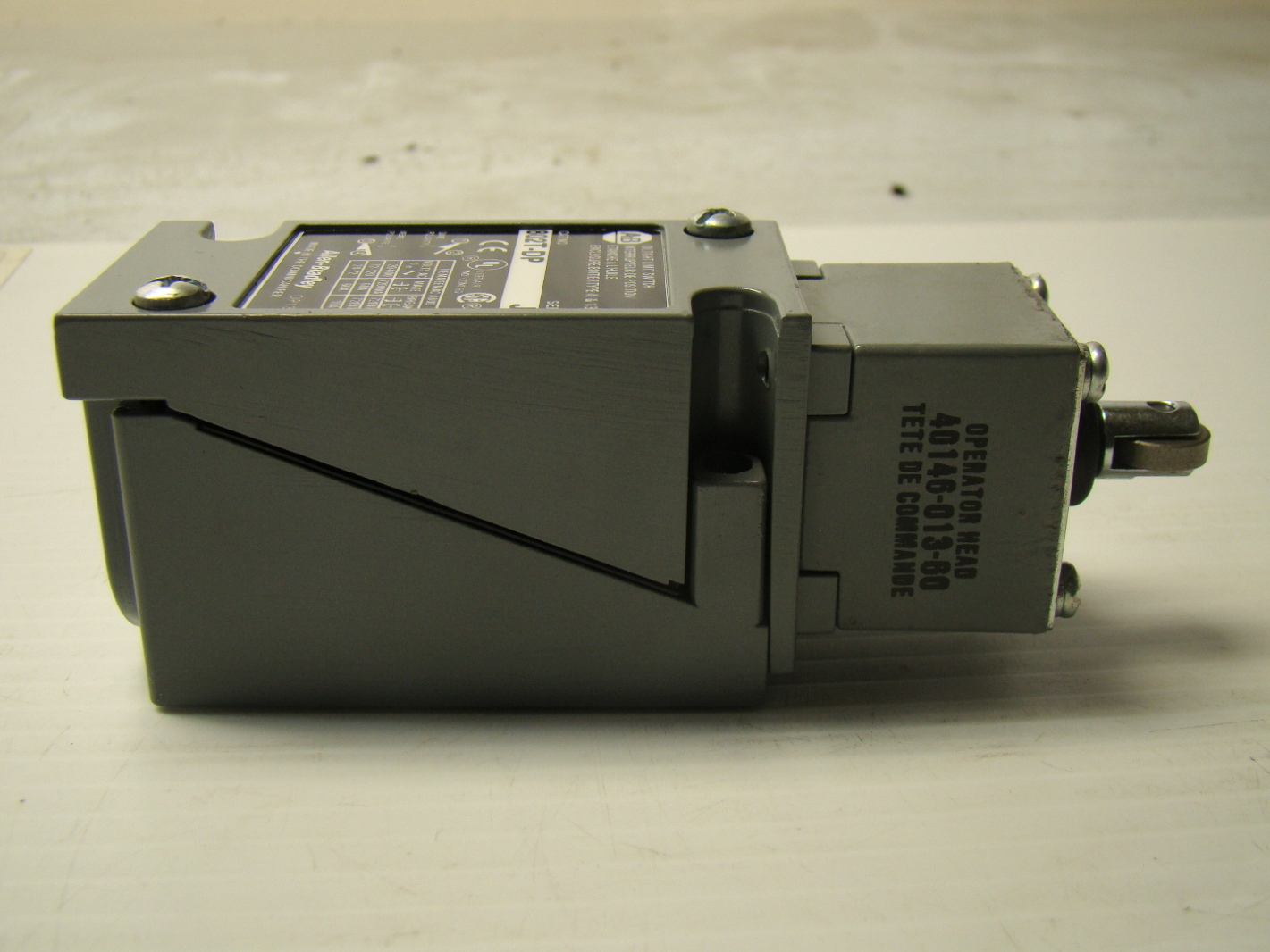 Allen Bradley 120 600vac Limit Switch 802t Dp