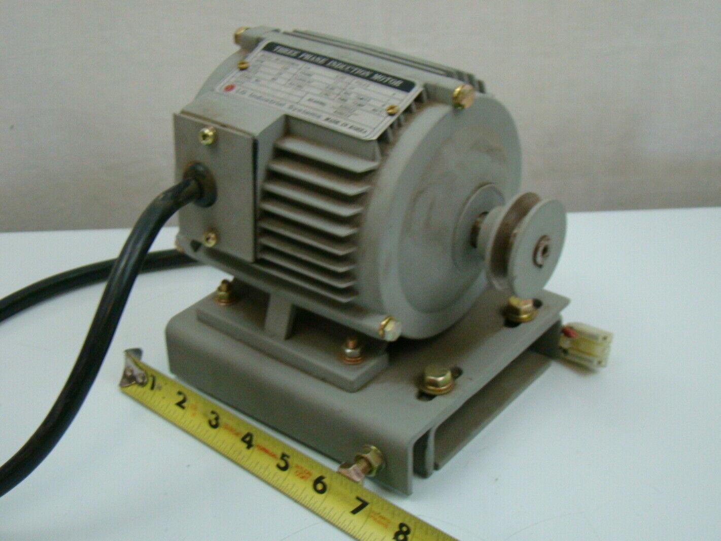 Lg Industrial 3 Induction Motor Im 050b080a