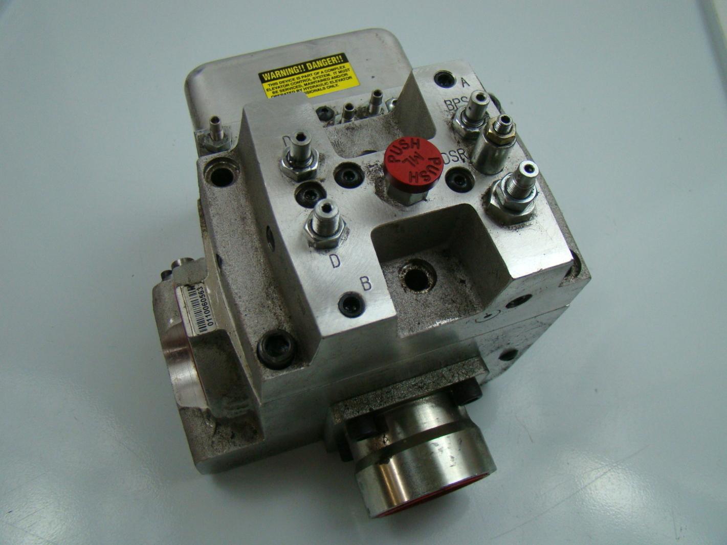 Maxton 50 800psi Hydraulic Elevator Control Valve Size E2