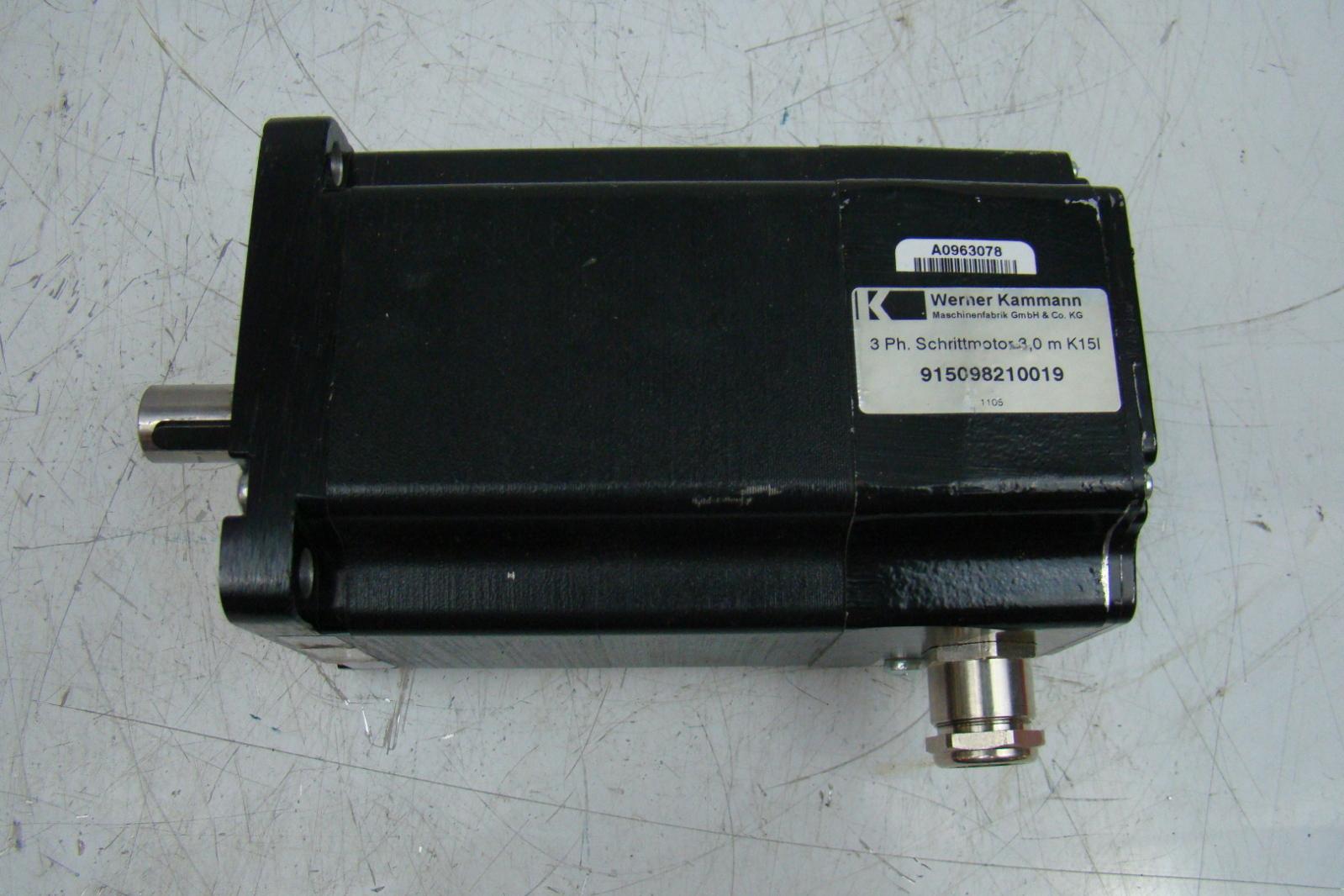 Berger Lahr Inverter Duty Motor 1000rpm Vrdm31117 50lwboo
