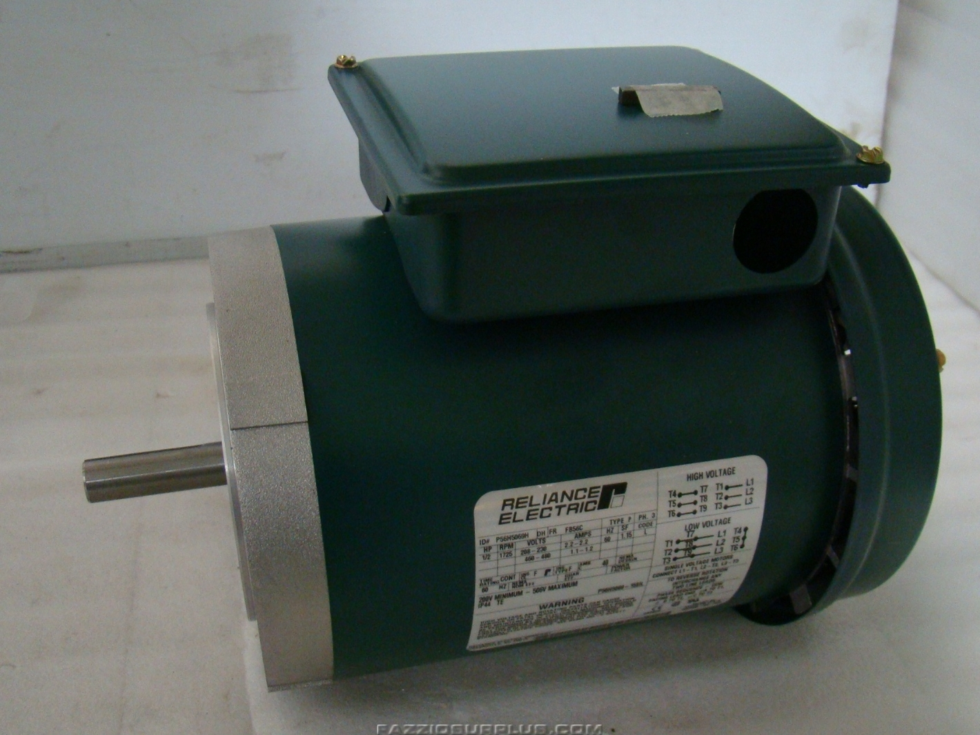 Reliance Motor Wire Diagram Motor Repalcement Parts And Diagram