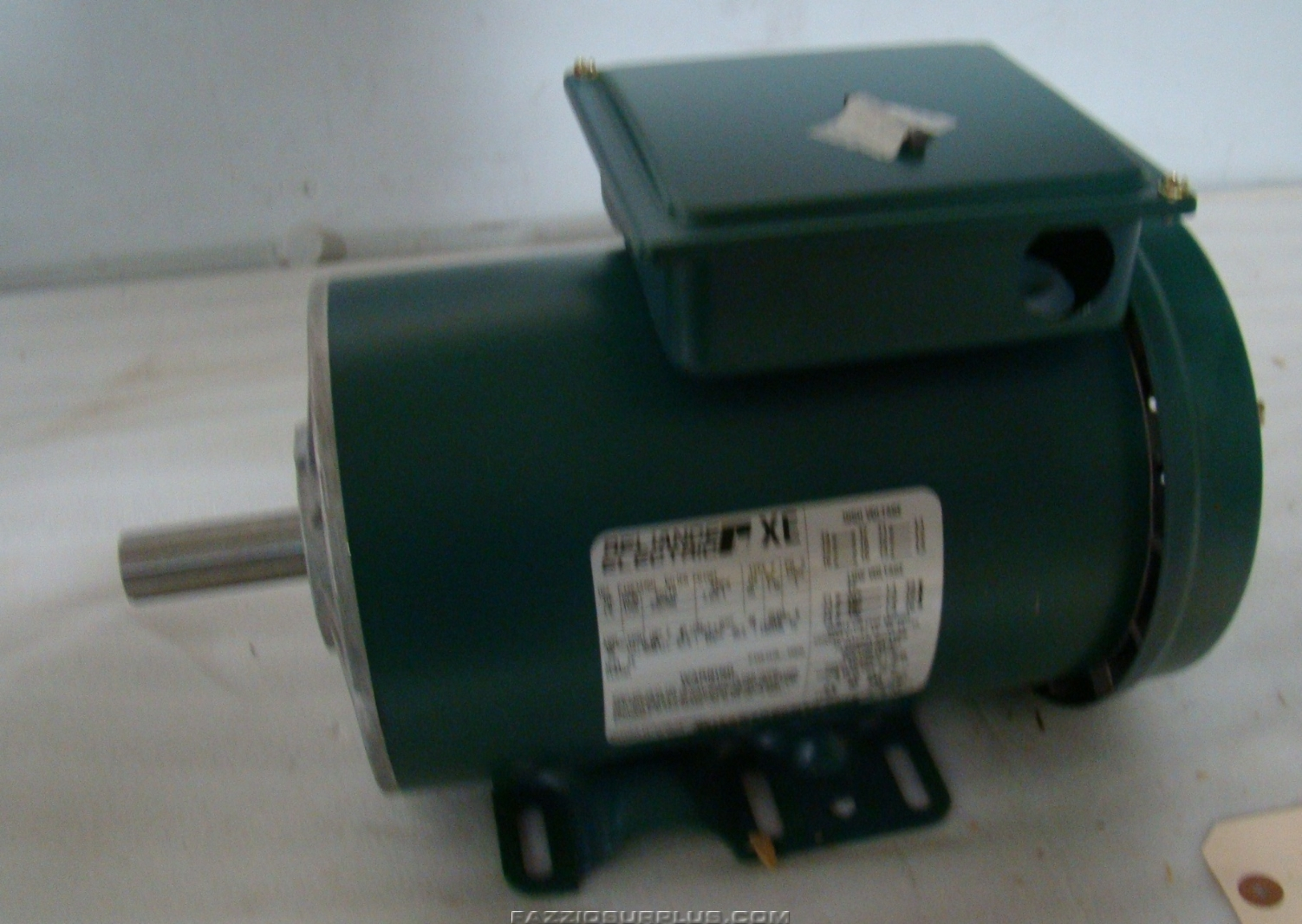 Reliance 1 5 electric motor 230 460v p14x1475 ebay for Reliance electric motor parts