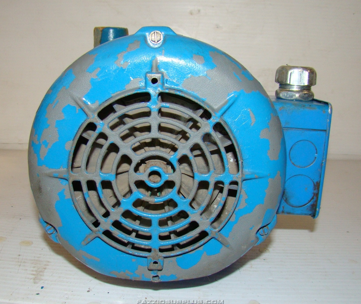 Used Electric Motors For Sale Marathon 5 4 Hp