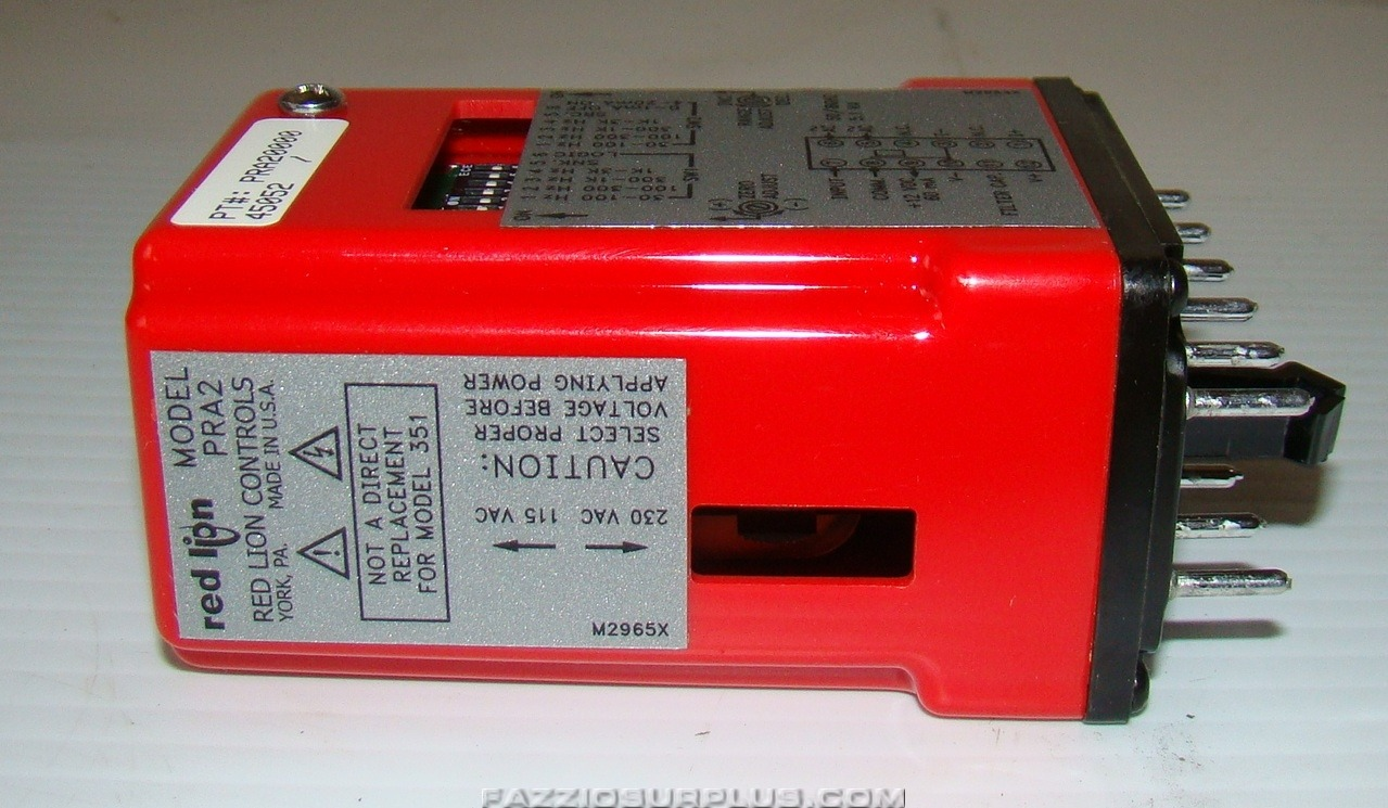 Red Lion Analog Converter Pra20000 Ebay