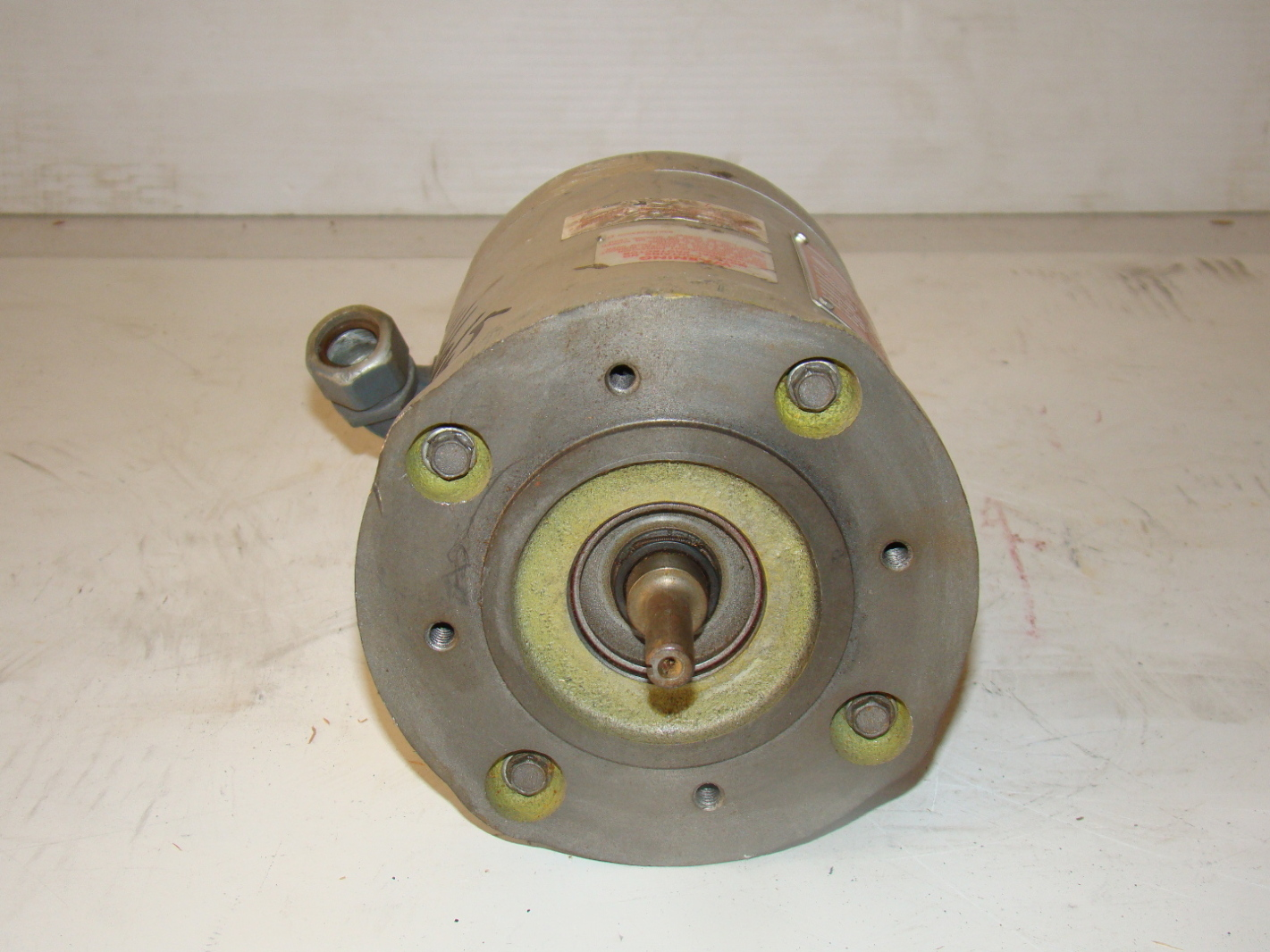 Copes vulcan 3 phase 1 15hp electric motor 460v 41954b853 for 15 hp single phase motor