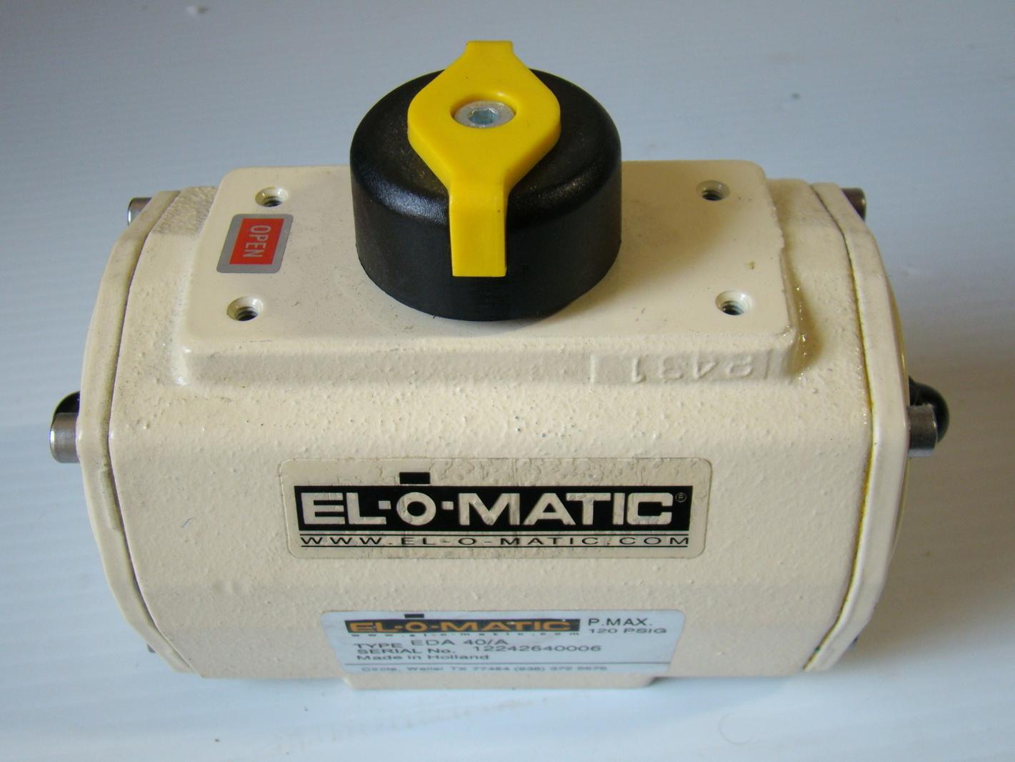 El O Matic Actuator Eda 40 A Ebay