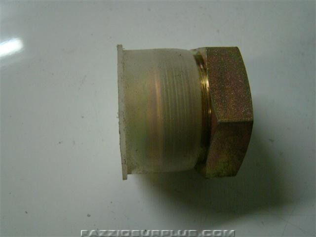 Parker hydraulic fitting deg flare adapter cp