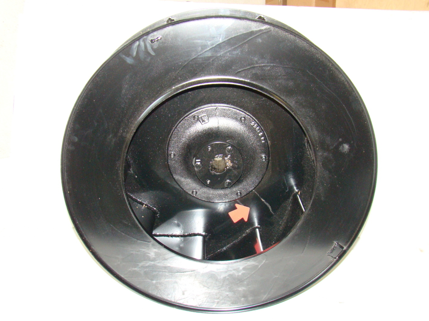 Centrifugal Fan Impellers : Chicago axial centrifugal blower impeller js