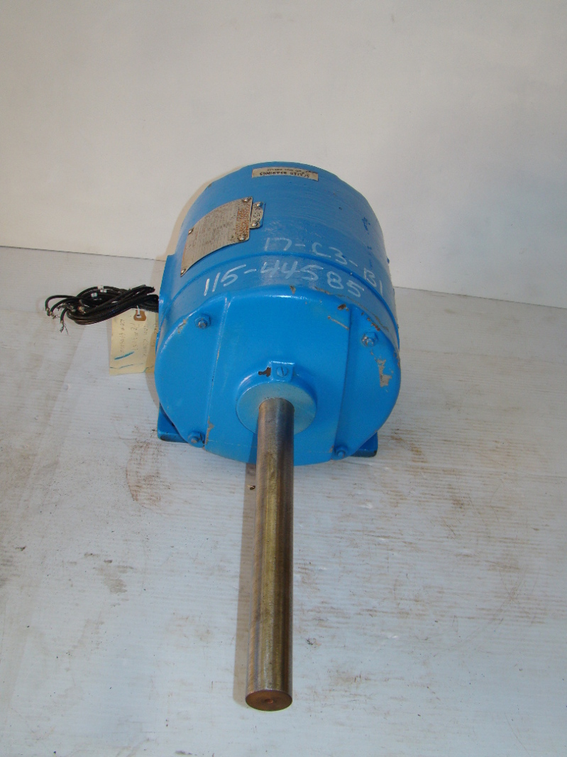 General Electric 5hp Electric Motor 5k213ag1521