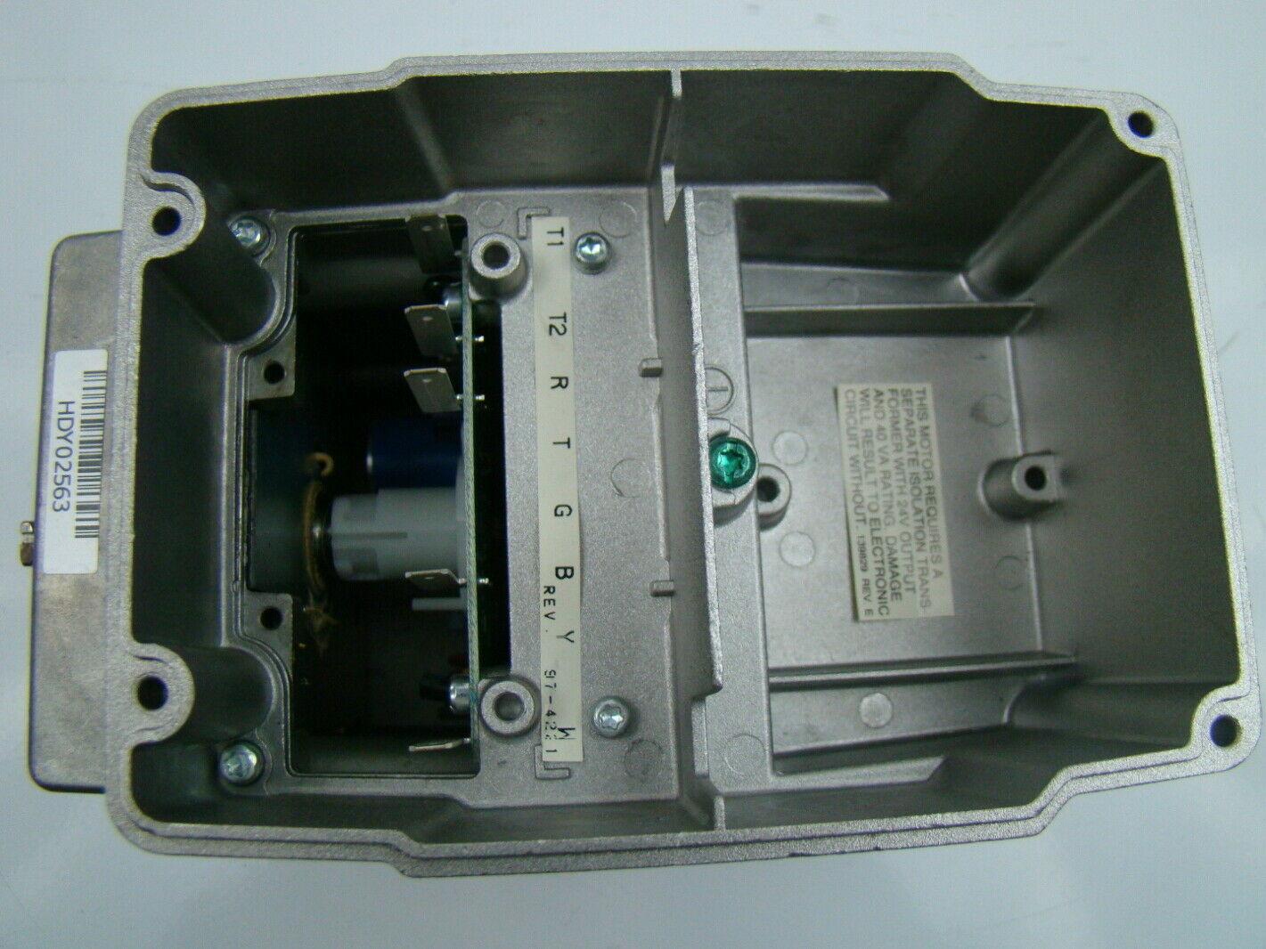 honeywell 24 volt modutrol iv motor m9185a1018 ebay