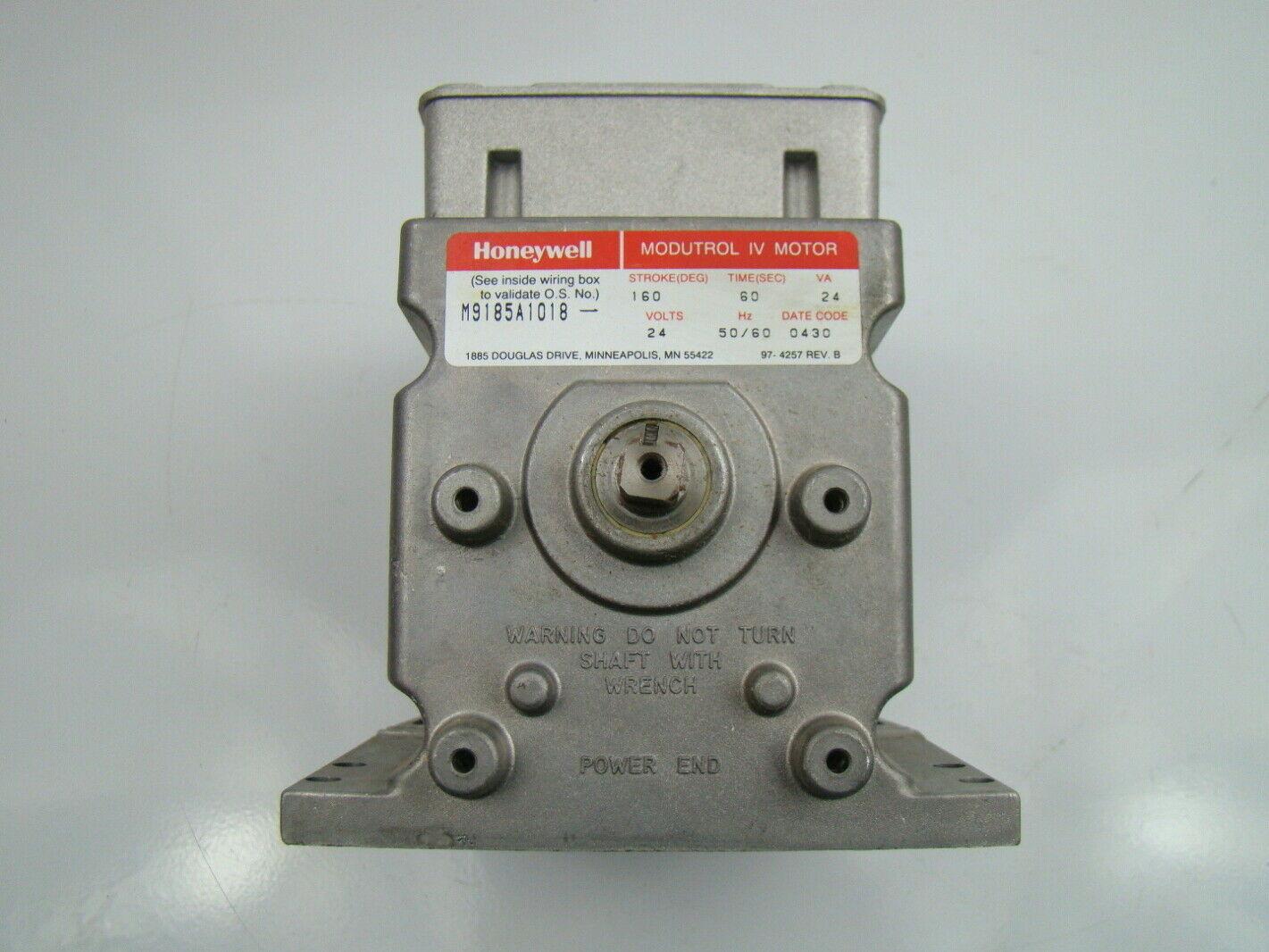 Honeywell 24 volt modutrol iv motor m9185a1018 ebay 24 volt motors