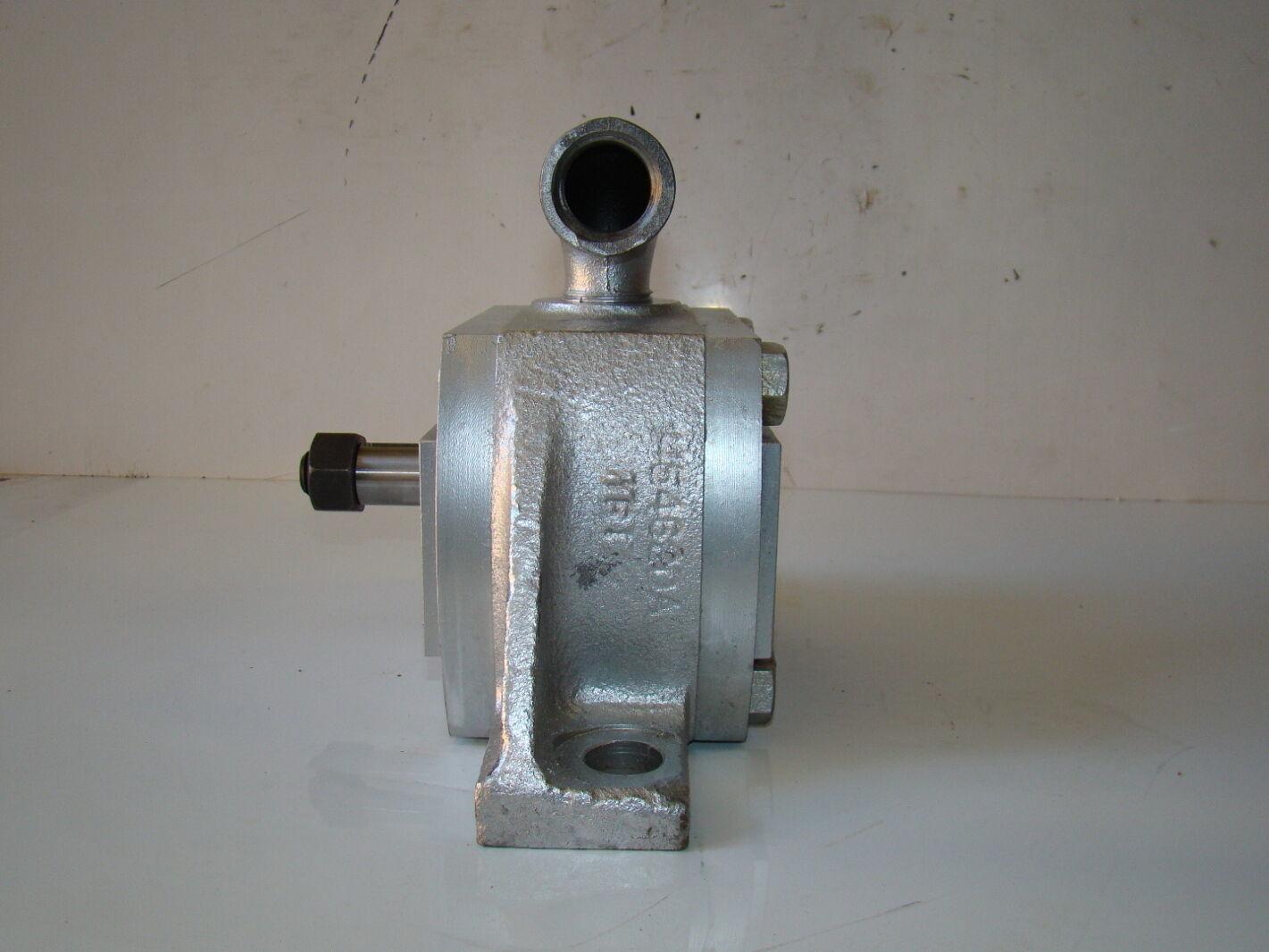 Babcock Wilcox Pump Gearbox Unit El38 76 Joseph Fazzio