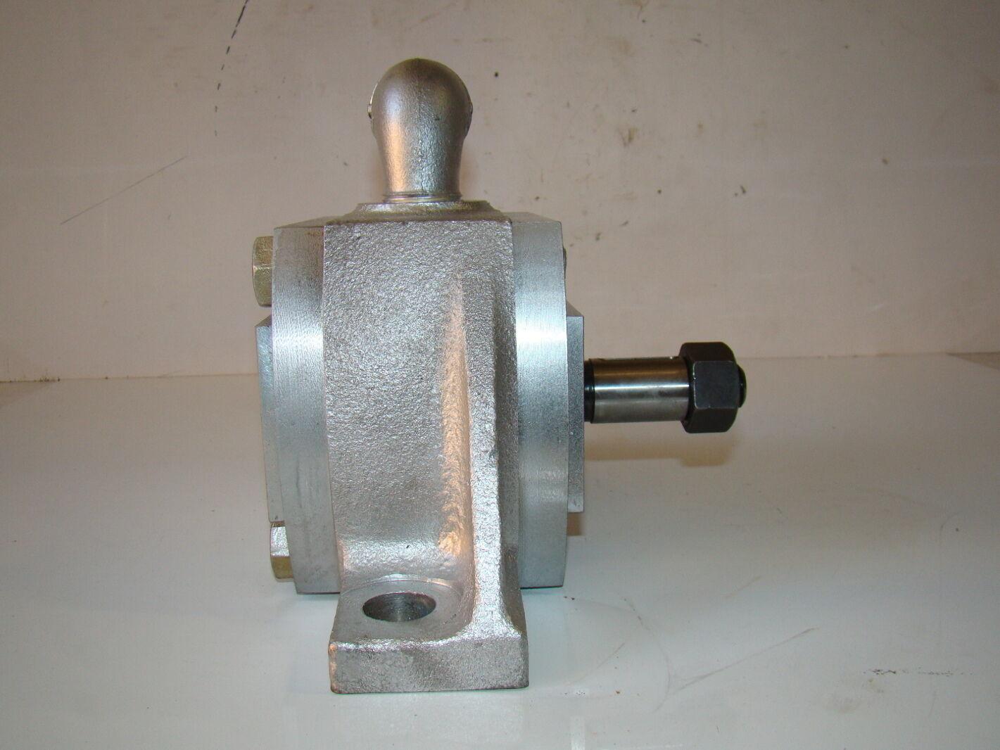 Babcock Wilcox Pump Gearbox Unit El38 76 Ebay