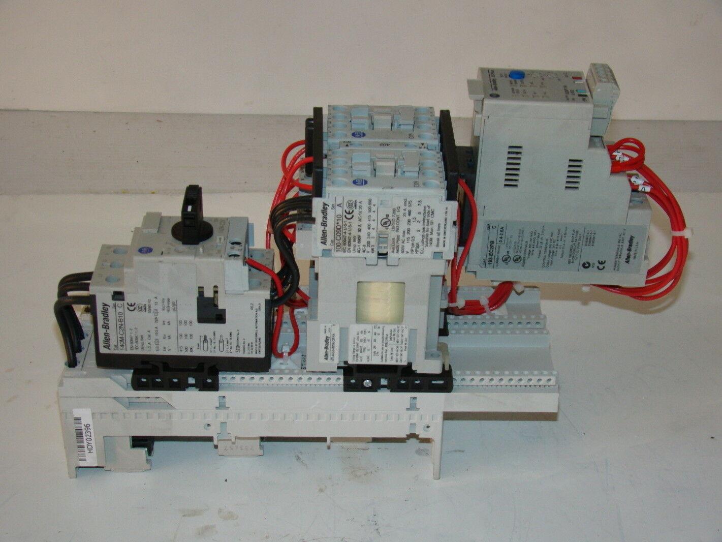 Allen Bradley Motor Starter 100 C09d 10 Joseph Fazzio