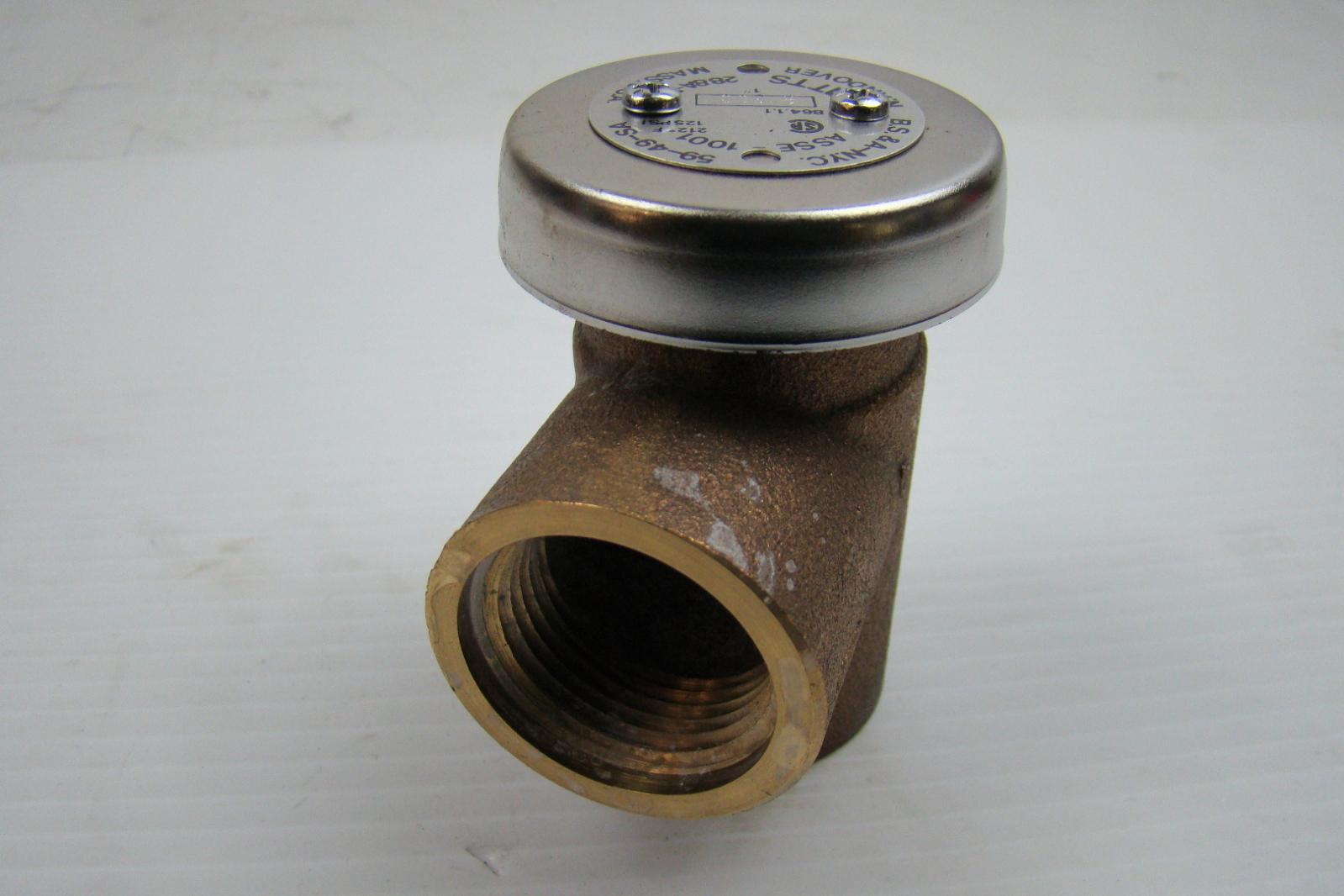 B s a n y c anti siphon vacuum breaker watts regulator