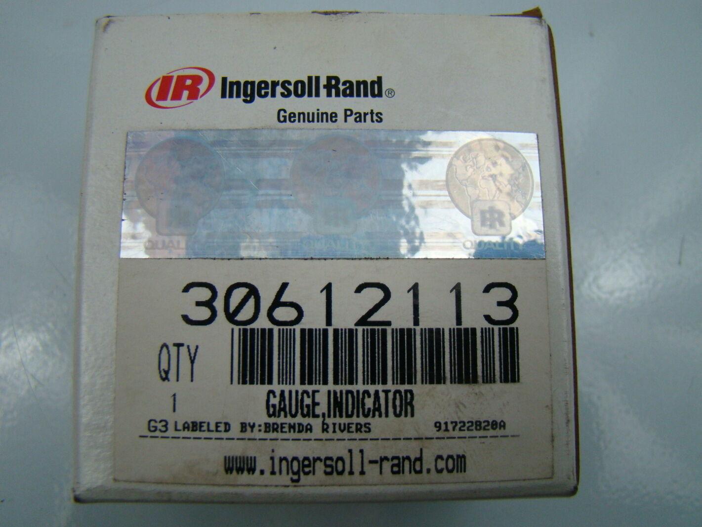 ir ingersoll rand gauge indicator 30612113 ebay