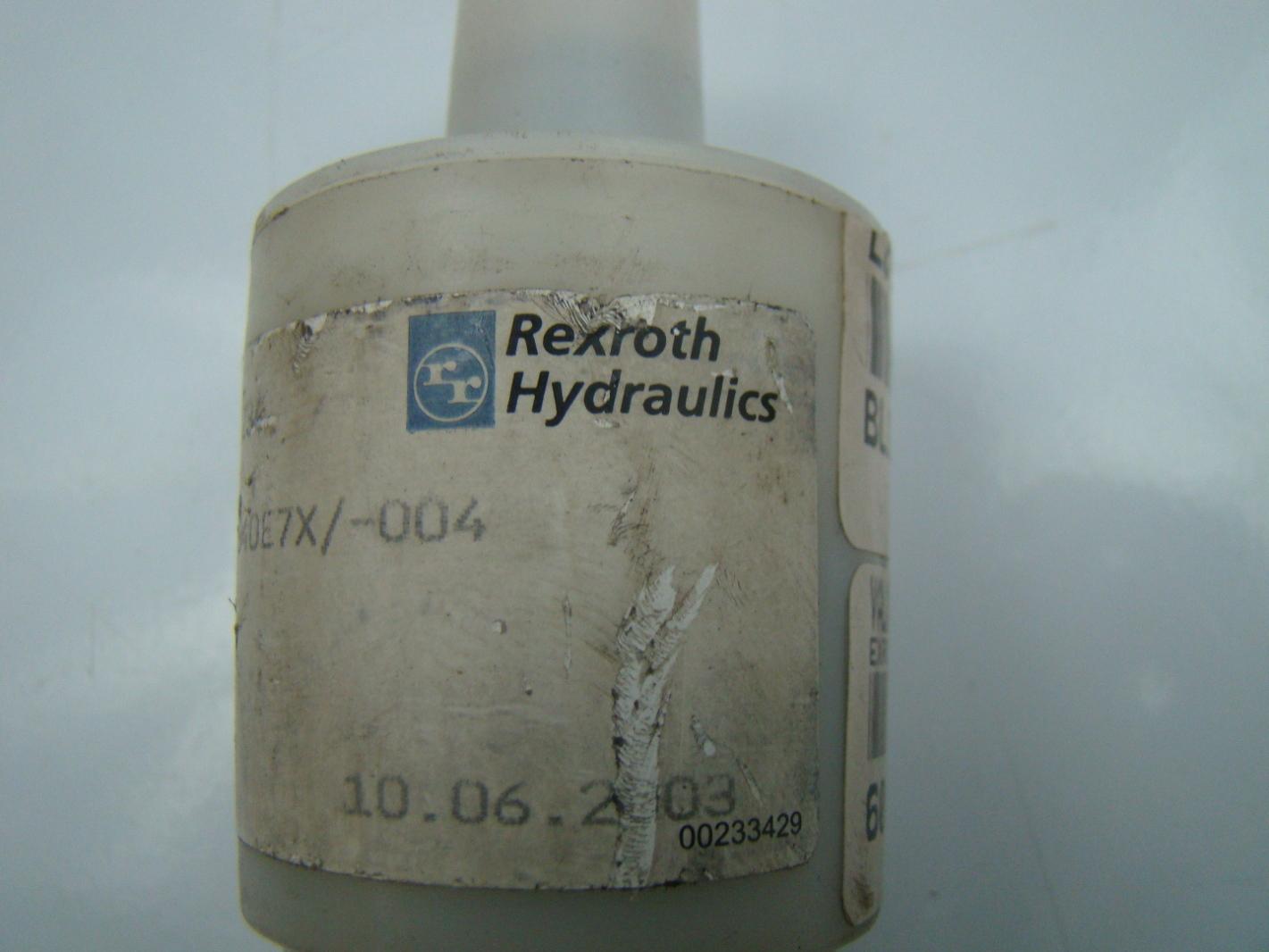 REXROTH HYDRAULICS 2 WAY CARTRIDGE VALVE LC 25 DB40E7X/004