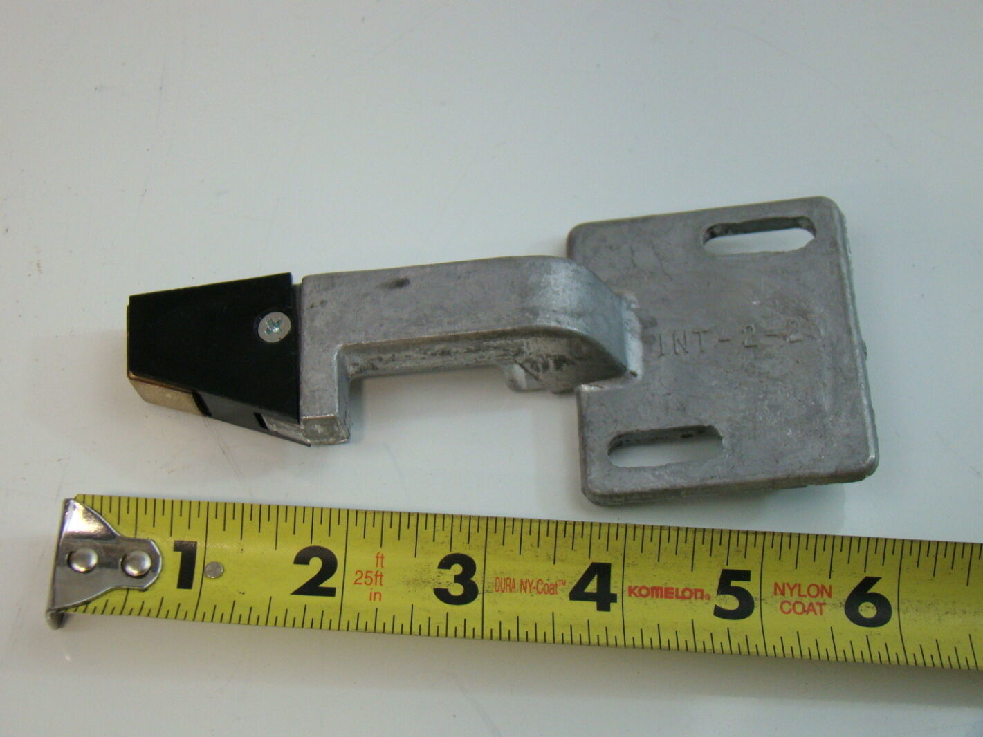 ... Elevator Gal Door Keeper Cast Aluminum INT-2-23 ... & Elevator Gal Door Keeper Cast Aluminum INT-2-23 | Joseph Fazzio ... pezcame.com