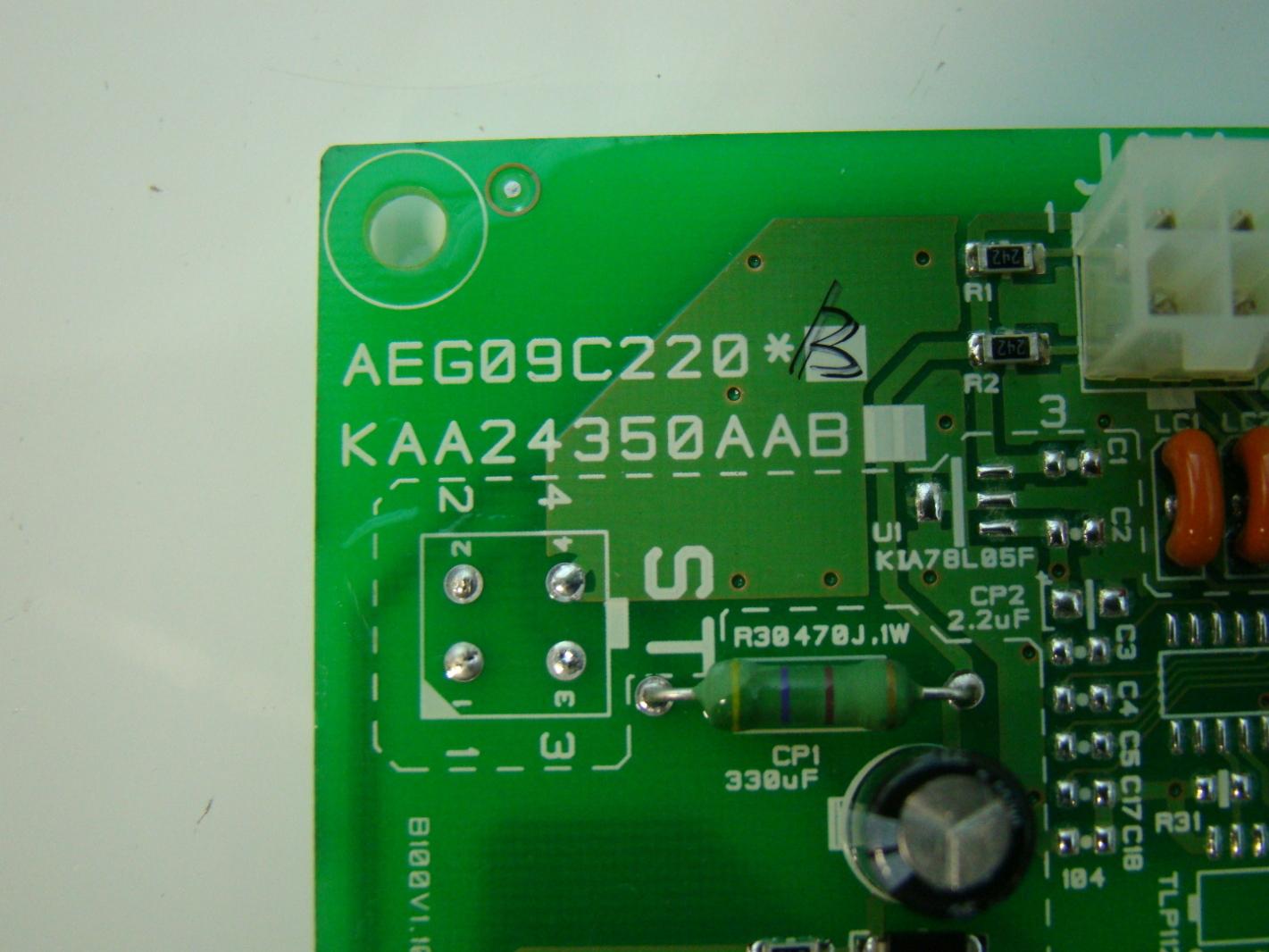 Details about LG Otis Elevator PC Board DCD 23 AEG09C220 #662704