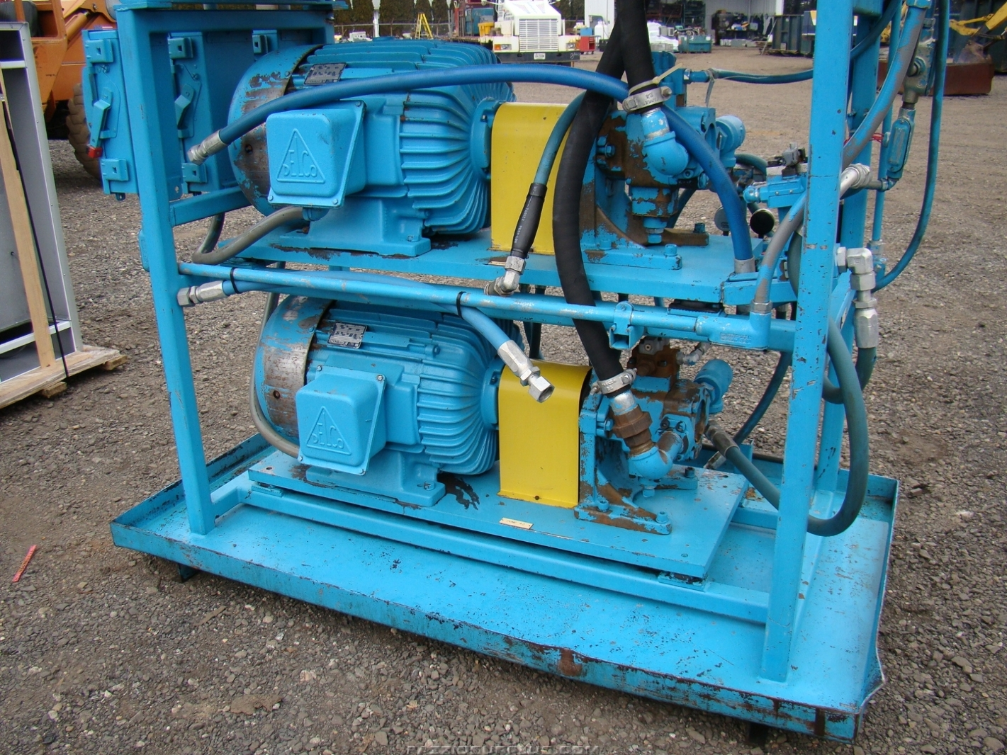 caledonia hydraulic equipment repair