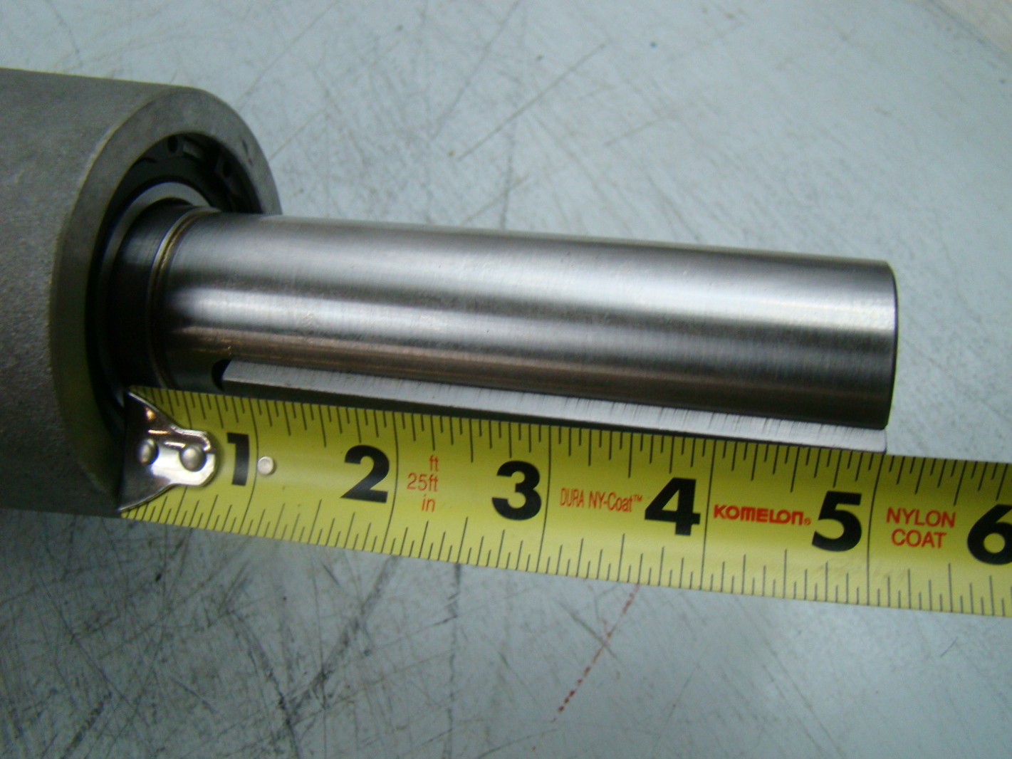 Settima Meccanica Elevator Hydraulic Screw Pump GR 55 SMTU 330L