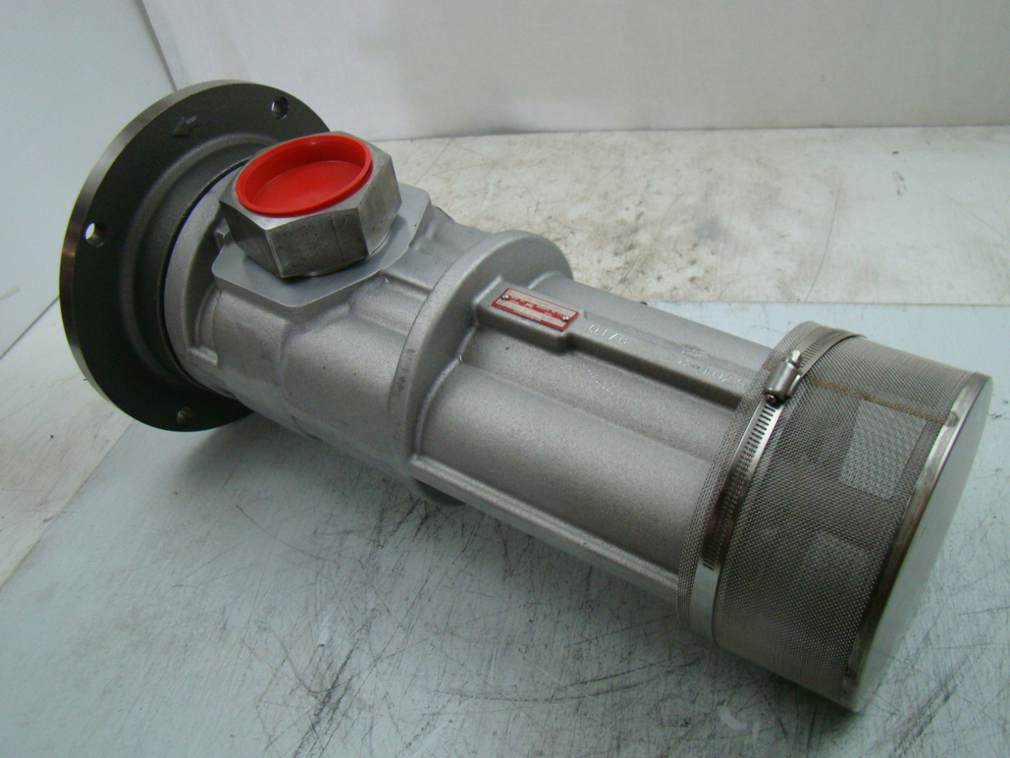 Imo 4pic series submersible hydraulic 3 screw pump a4pic 276 for Submersible hydraulic pump motor