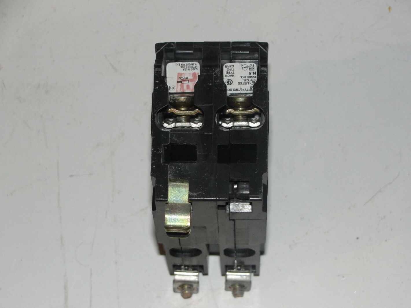 Square D Qo Tandem Circuit Breaker 20 Amp Search For Wiring Diagrams I Line Breakers Data Fuse Screw Library Type