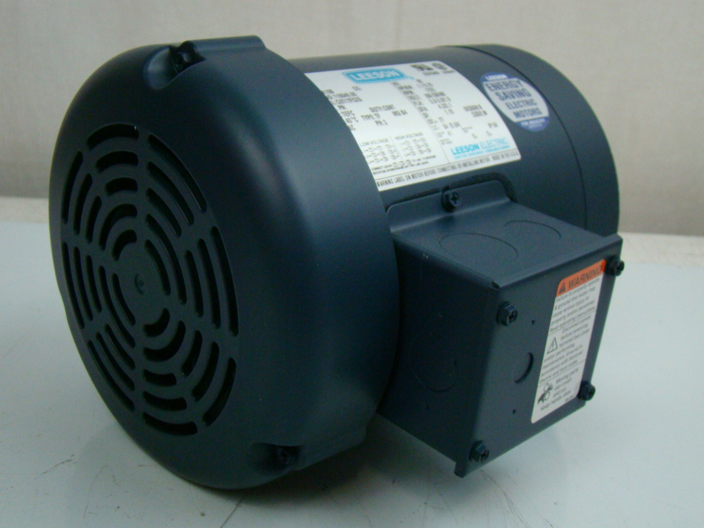 Leeson 1 Hp 1725 Rpm Electric Motor Joseph