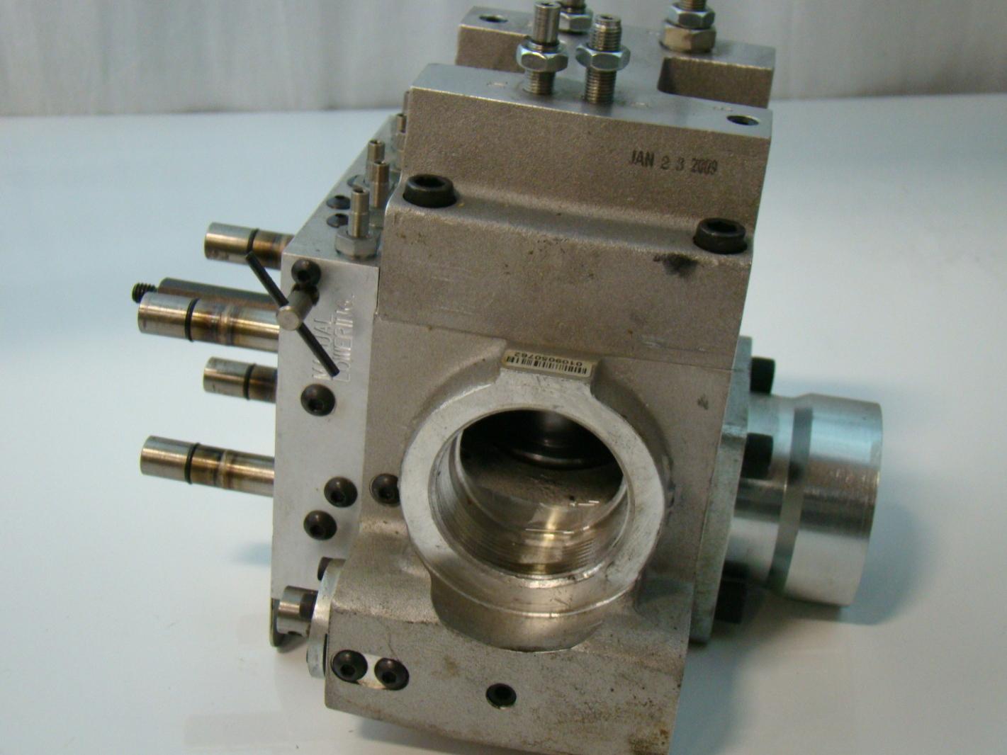 Maxton hydraulic elevator control valve 0109050762 ebay for Hydraulic motor control valve