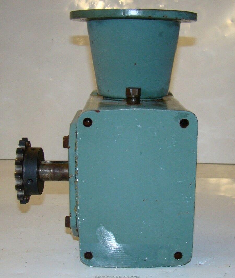 Hytrol 4a Motor Gear Reducer Joseph Fazzio Incorporated