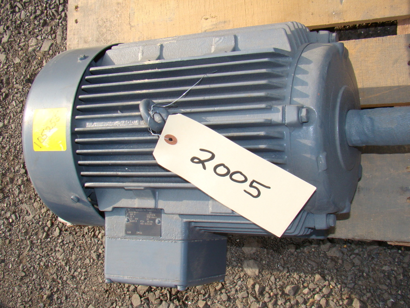 Hp antriebstechnik electric motor 460 3x 3480577 1 for 10 hp ac motor