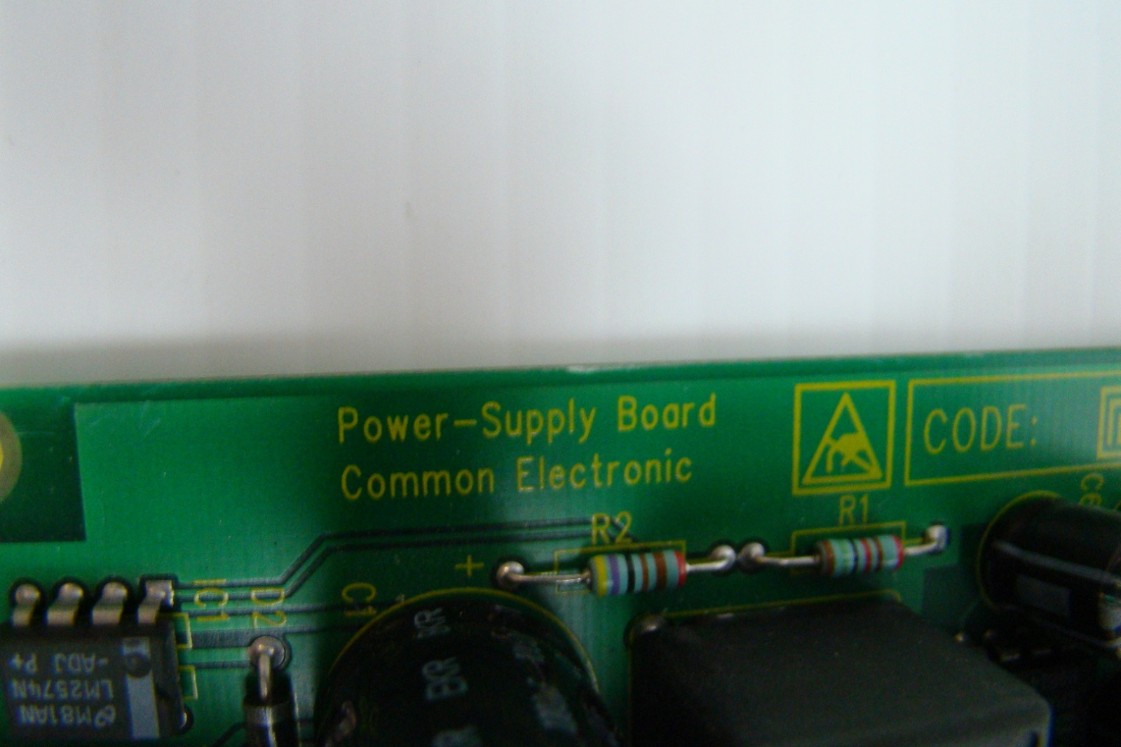 Power Supply Board Common Electronic T200ma 250v Iv N 94vo