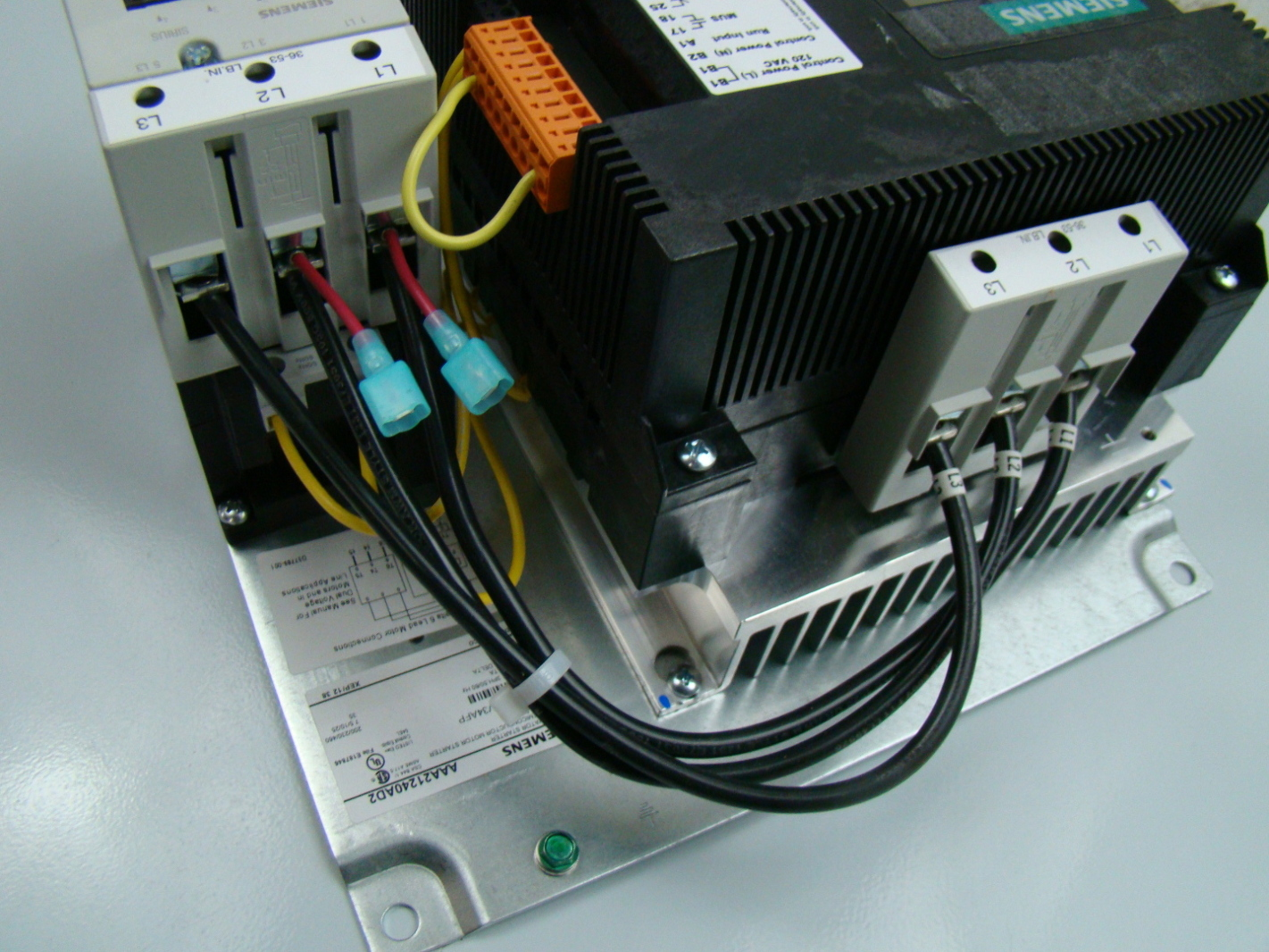 Siemens 3 Phase 200 230 460vac Elevator Motor Starter