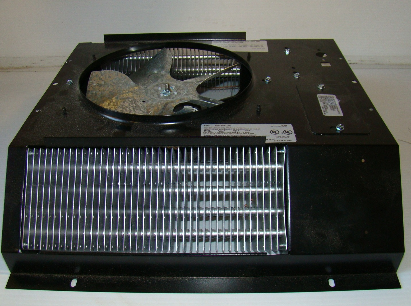 Brand New 8681 Ceiling Mounted Gas Fired Forced Air Unit Heater