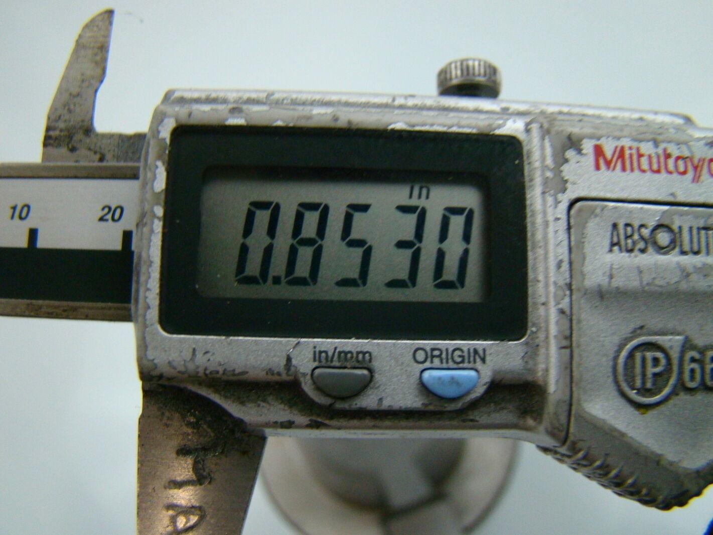 Maxton 50 800 Psi Elevator Overspeed Valve Model Osv