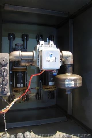 Twin Imp Submersiable Hydraulic Pumps Elevator Power Unit